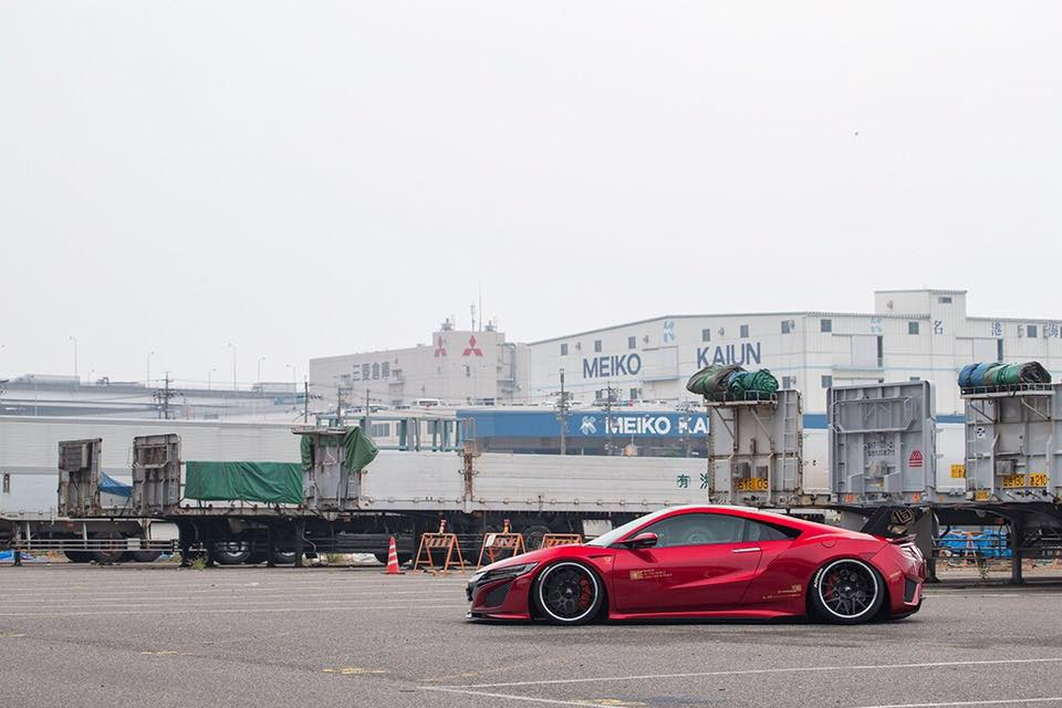 Honda NSX by Liberty Walk (7)