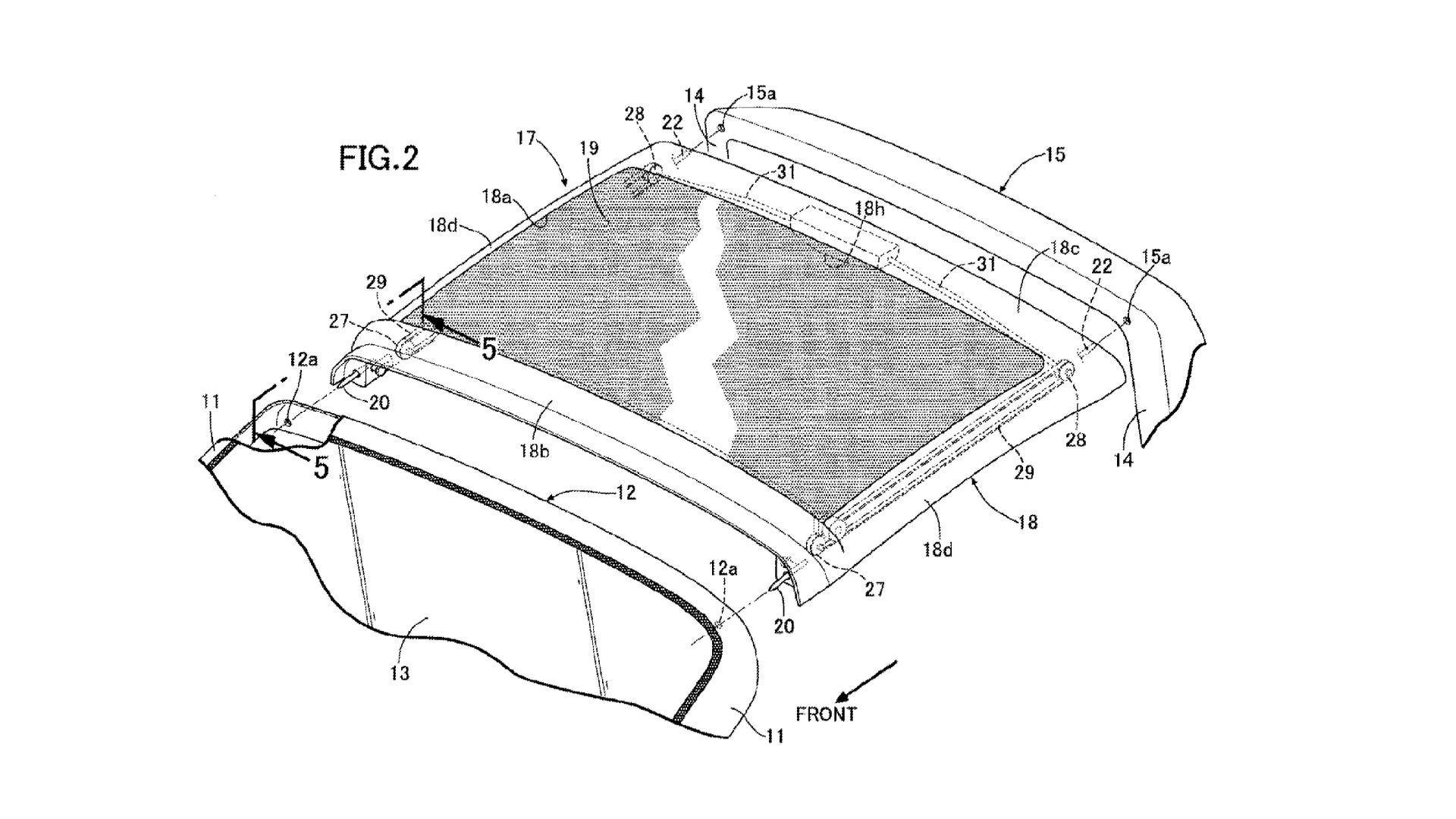 Honda_targa_roof_patent_01