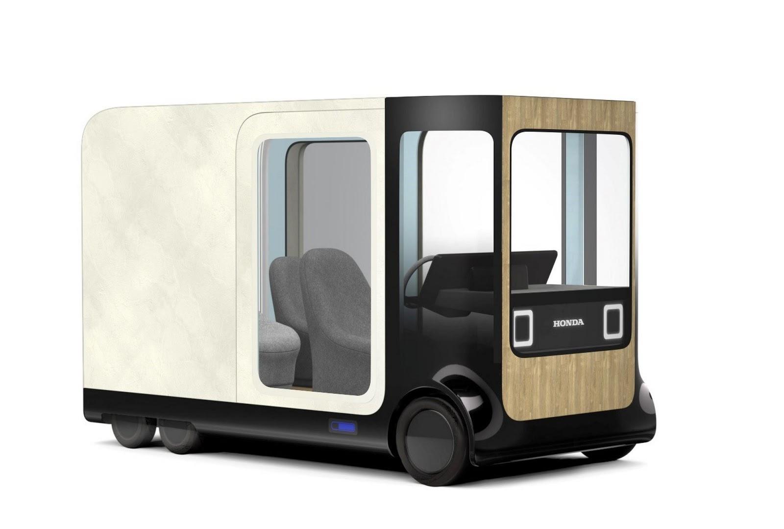 Honda Ie-Mobi Concept