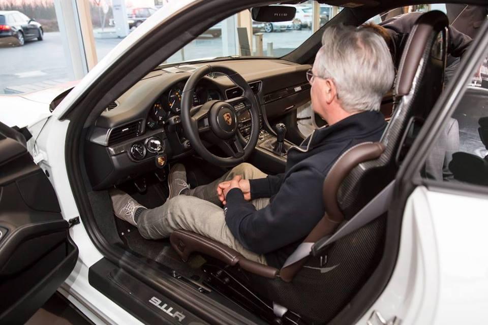 Horacio Pagani Porsche 911 R (2)