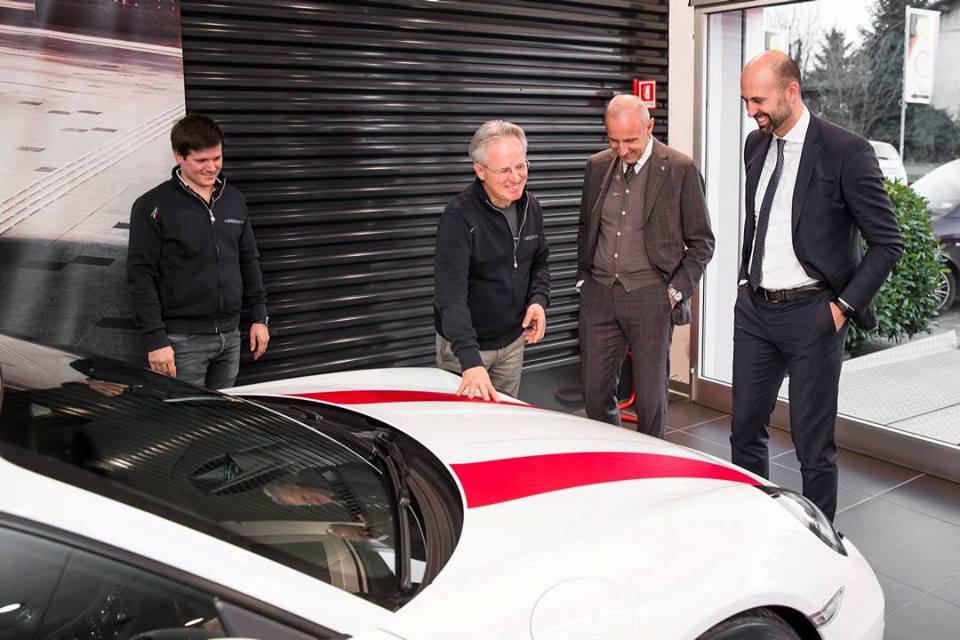 Horacio Pagani Porsche 911 R (3)