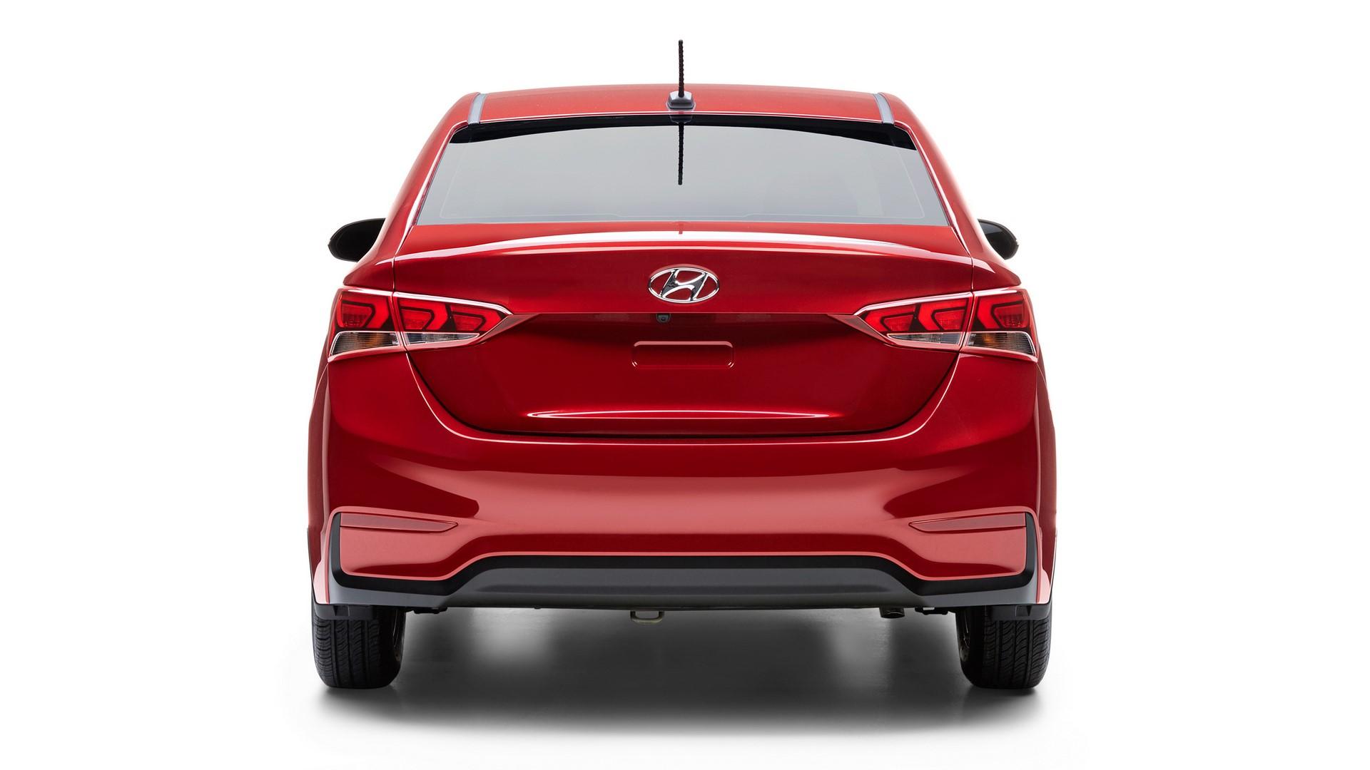 Hyundai Accent 2018 (5)