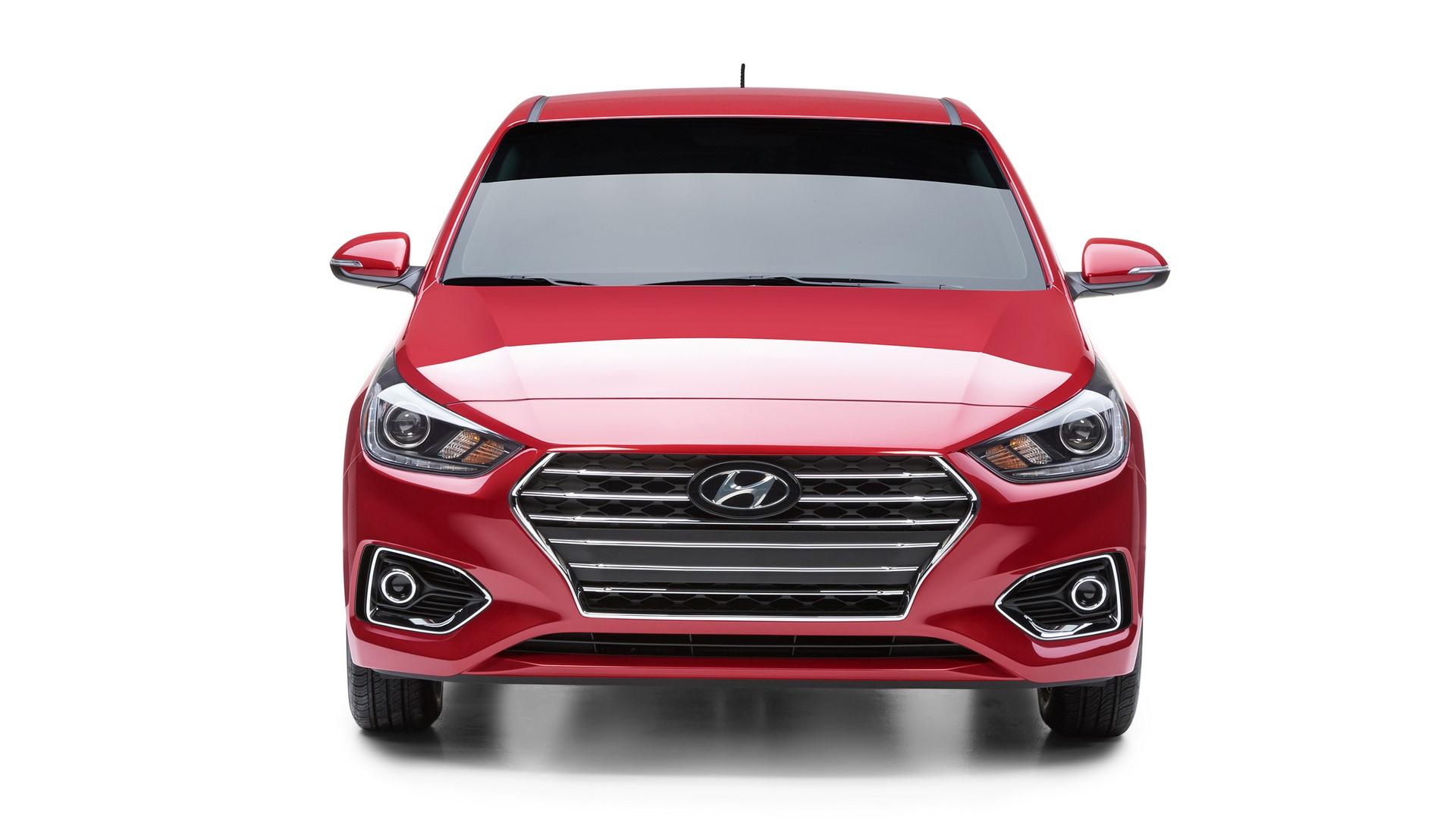Hyundai Accent 2018 (8)
