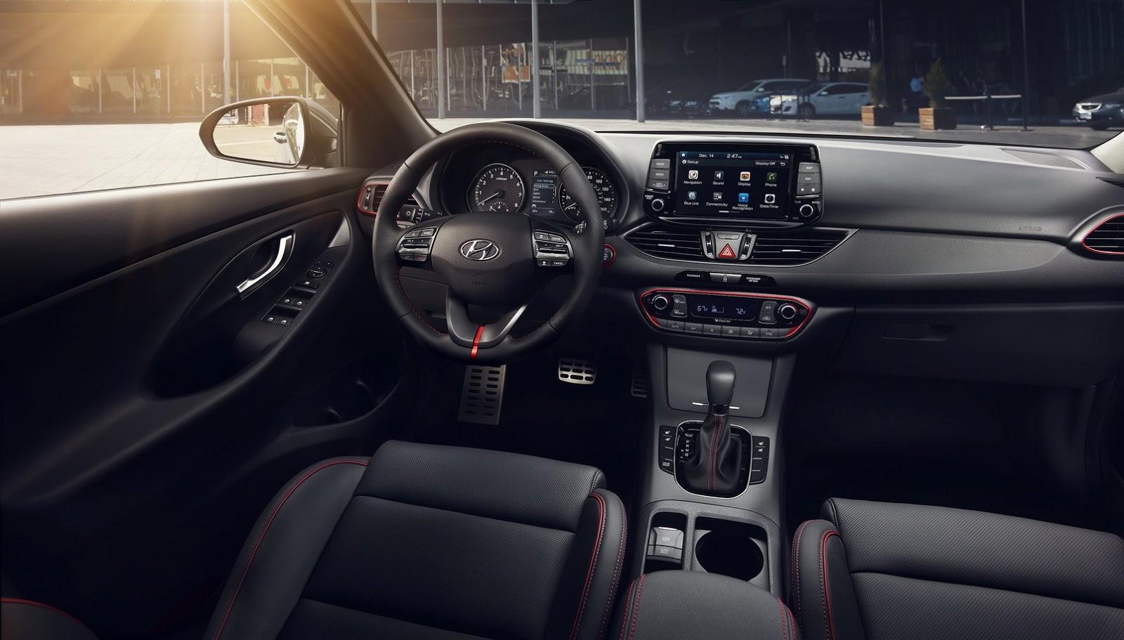 Hyundai Elantra GT 2018 (77)