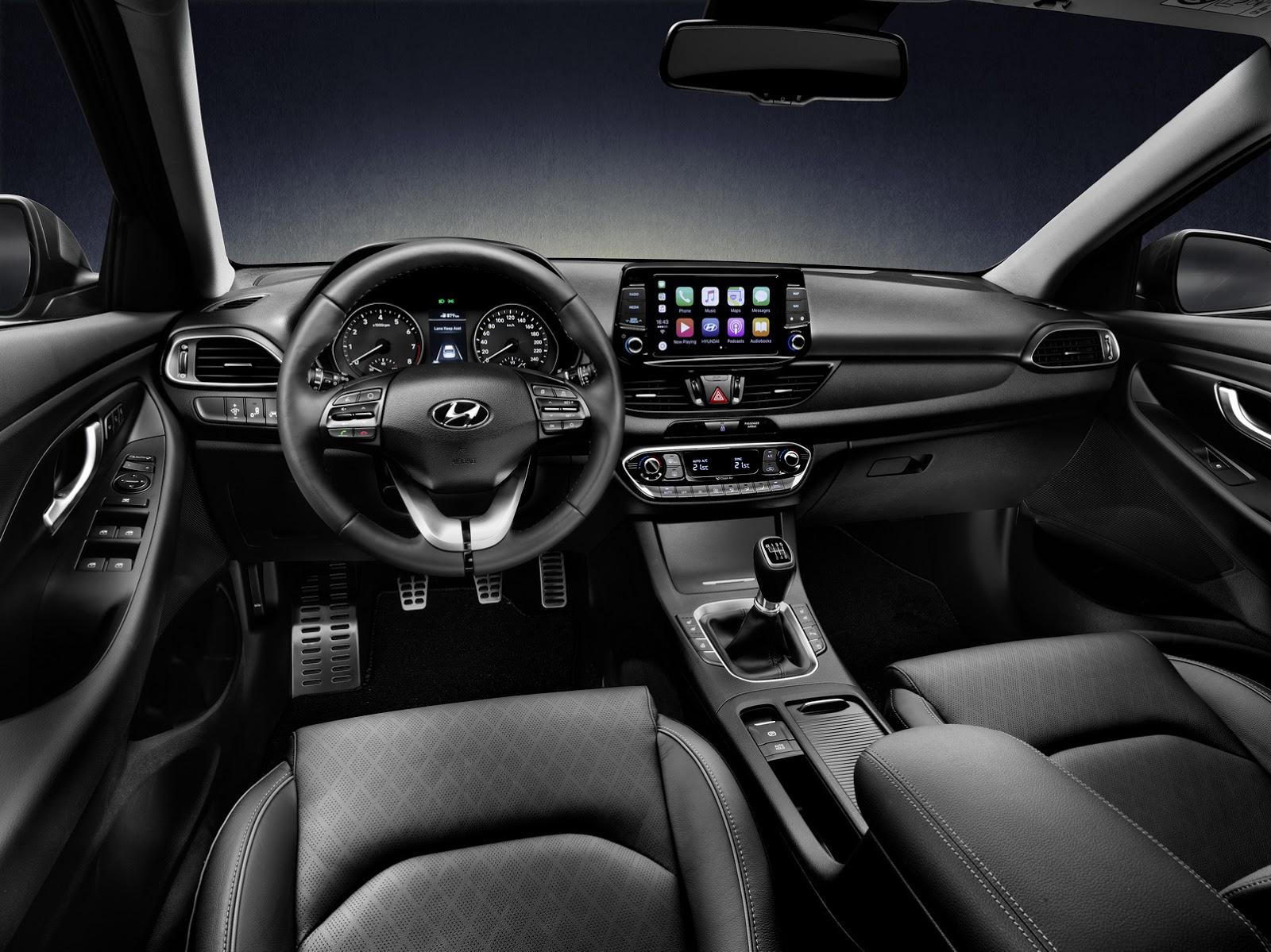 Hyundai i30 Fastback 2018 (7)