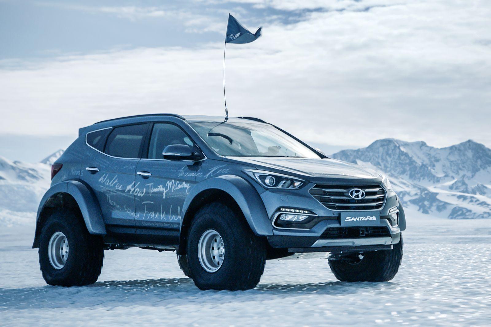 Hyundai Sante Fe Antarctic (1)