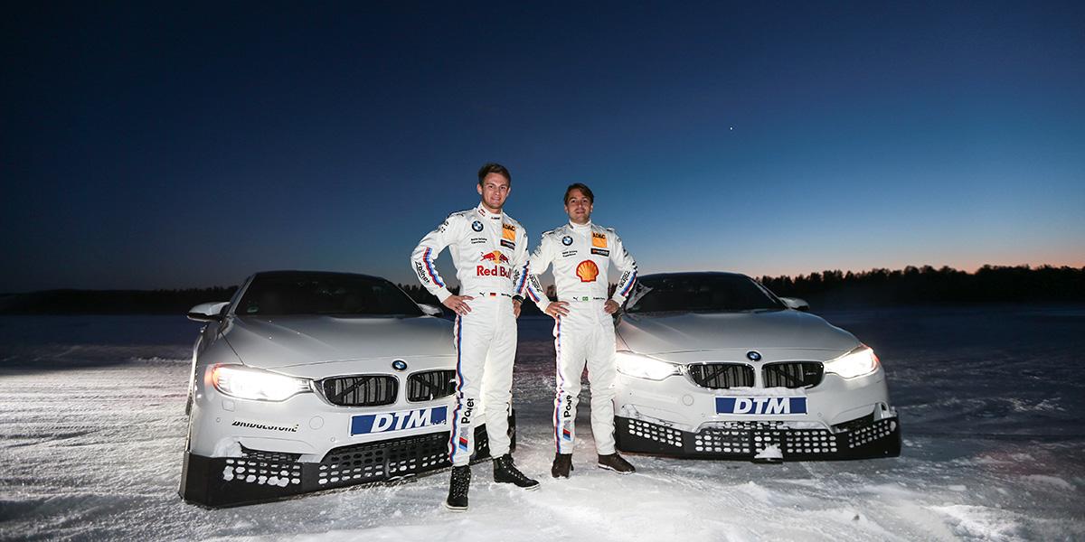 DTM, ice-challenge 2017