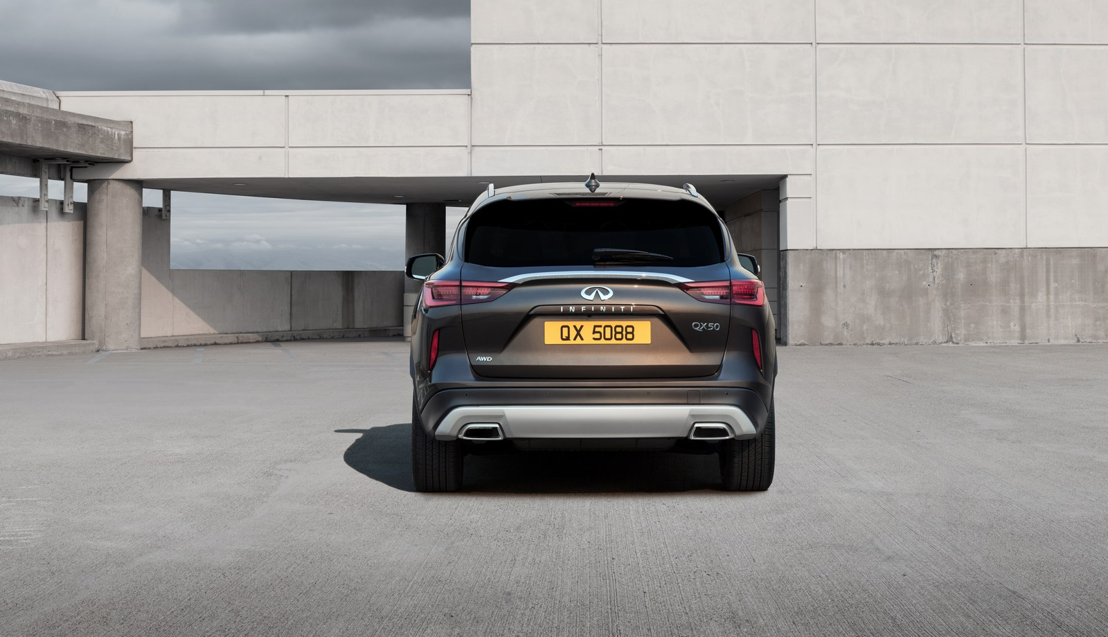 The all-new QX50 is a premium mid-size SUV with world-first technologies, stand-out design and class-leading interior space – on an entirely new platform.