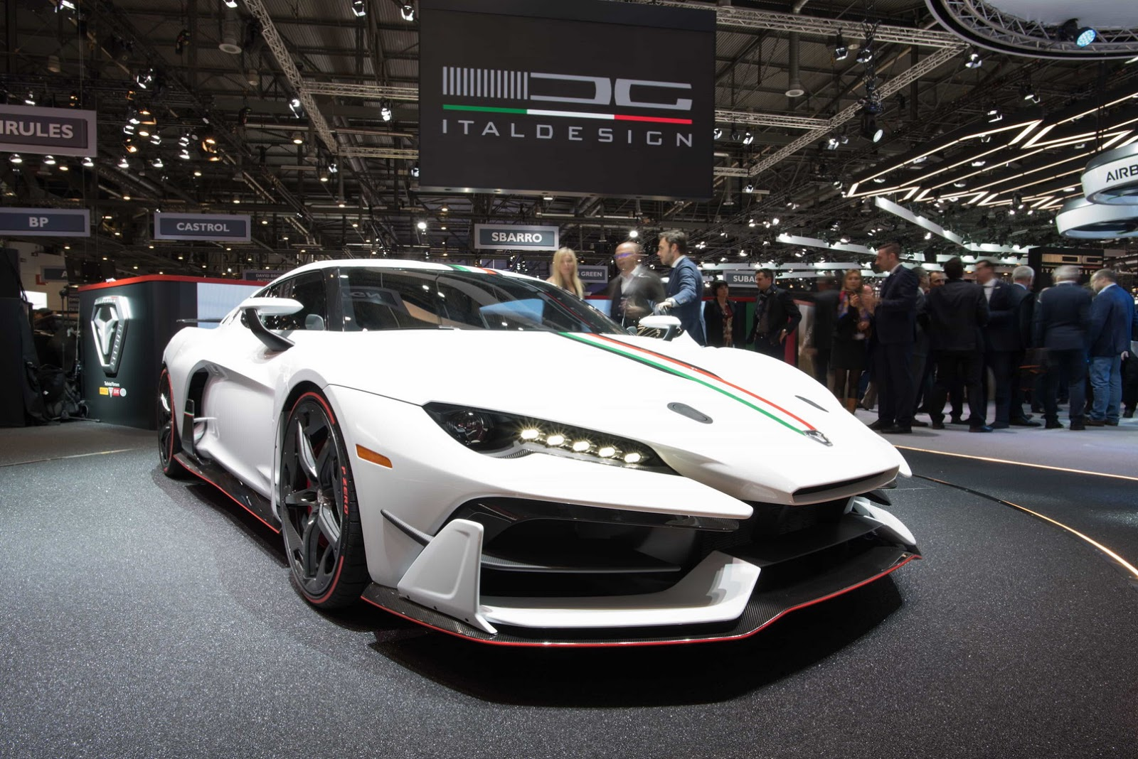 Italdesign Zerouno (1)