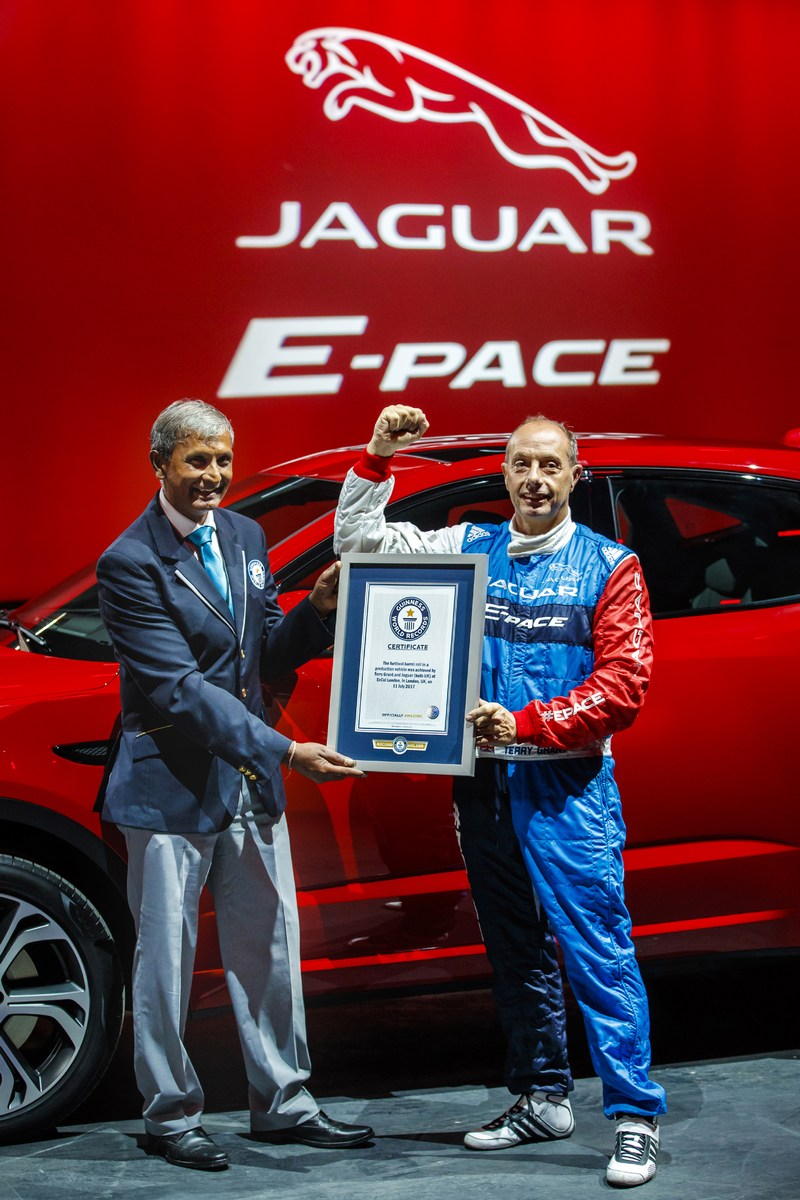 NOTE: IMAGE STRICTLY EMBARGOED UNTIL 20.00 BST, JULY 13th 2017. NO ON-LINE USE PRIOR TO THIS TIME.