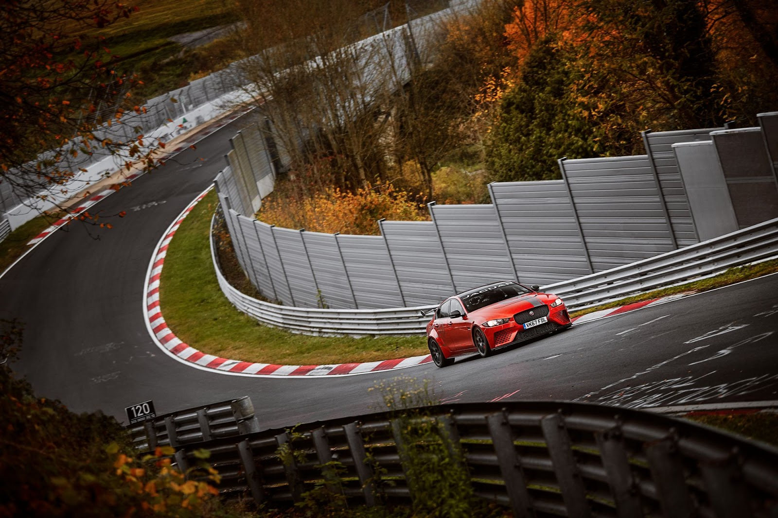 Jaguar XE SV Project 8 Nurburgring record (2)