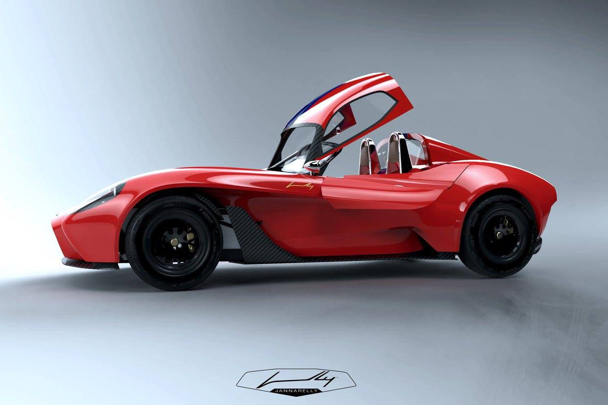 Jannarelly Design-1 coupe (1)