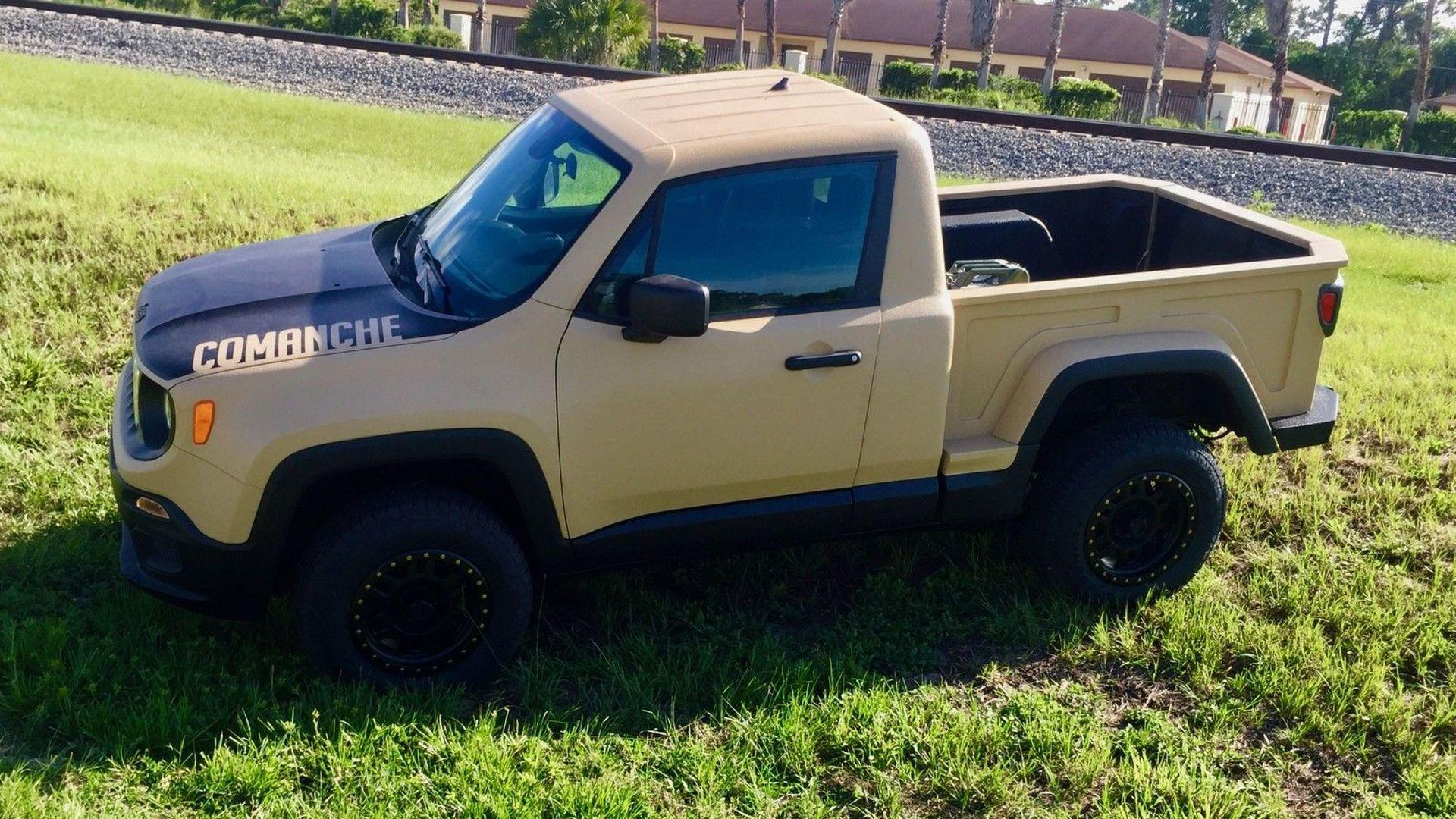 Jeep Renegade Pickup (1)