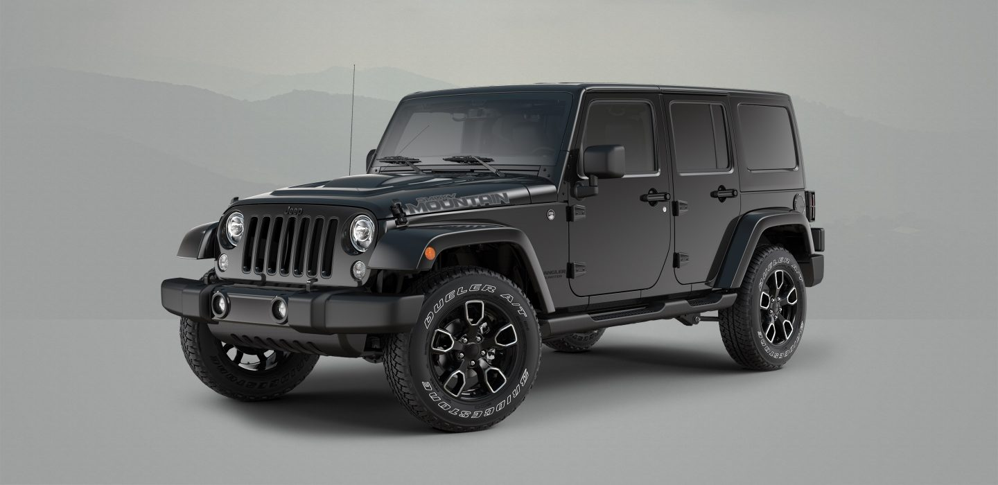 jeep wrangler chief smoky mountain editions. Black Bedroom Furniture Sets. Home Design Ideas