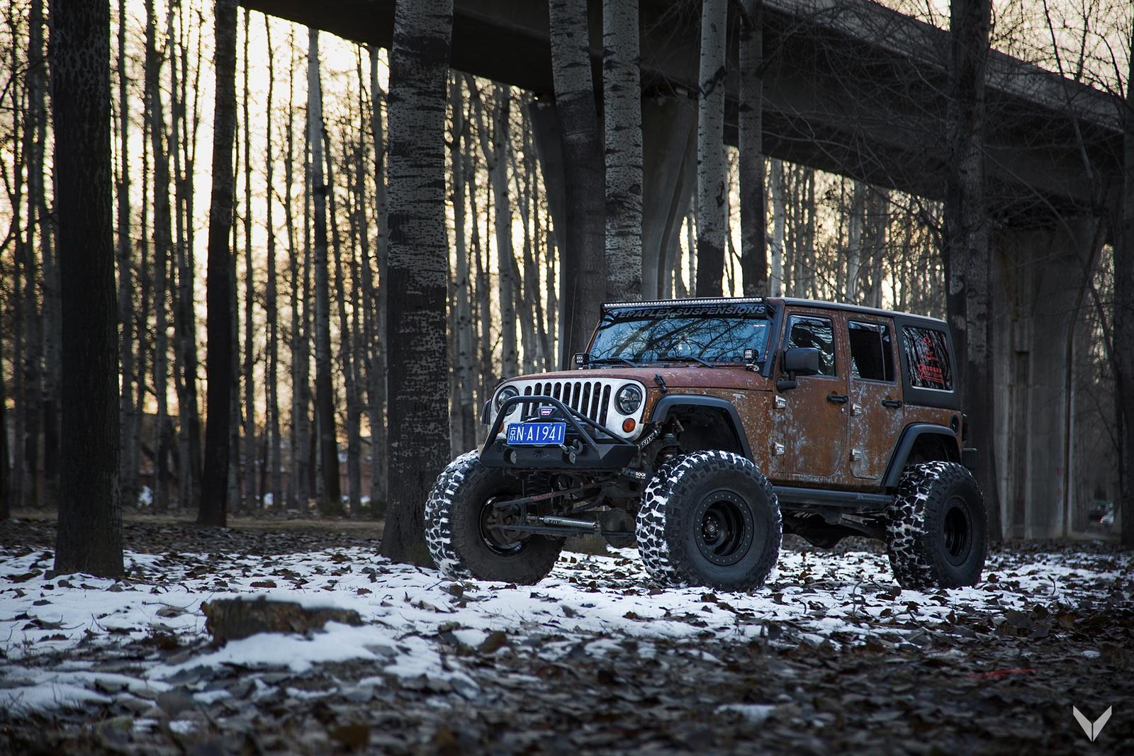 Jeep Wrangler Hunting Unlimited by Vilner (1)