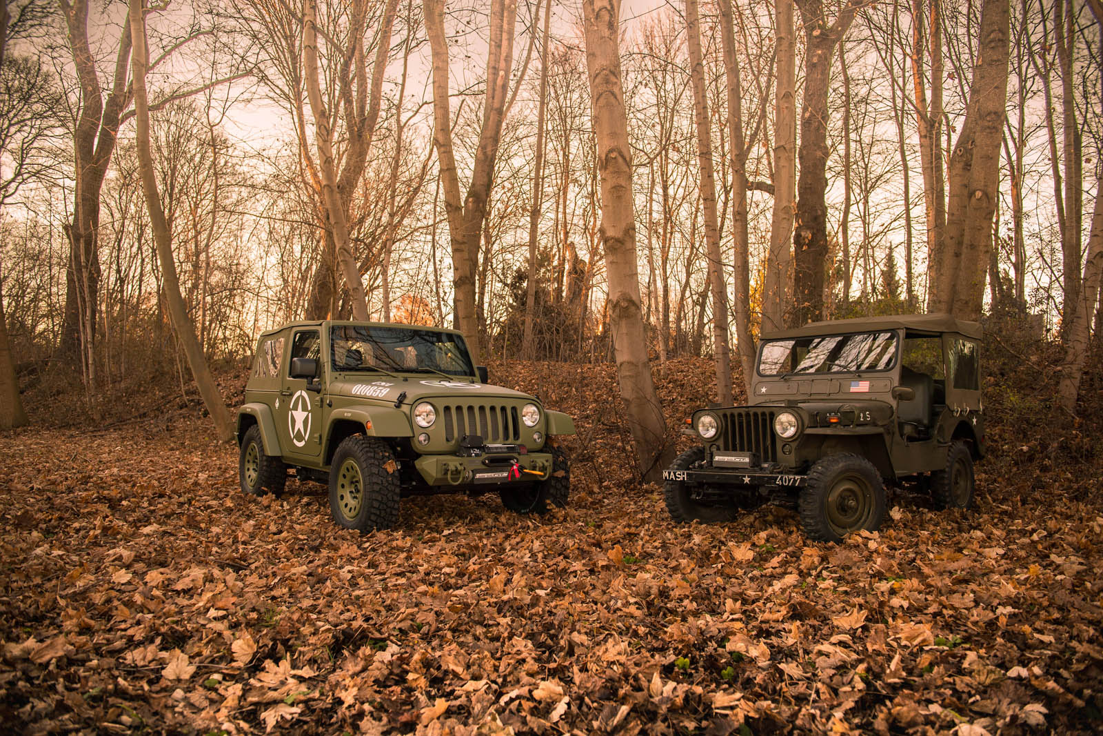 Jeep Wrangler Willys by Geiger Cars (1)