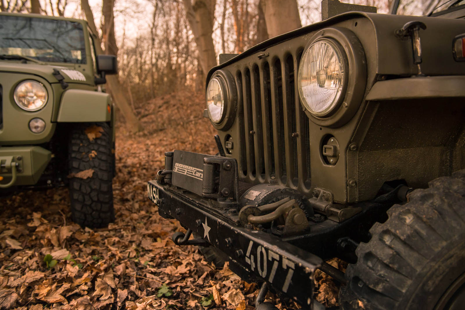 Jeep Wrangler Willys by Geiger Cars (14)