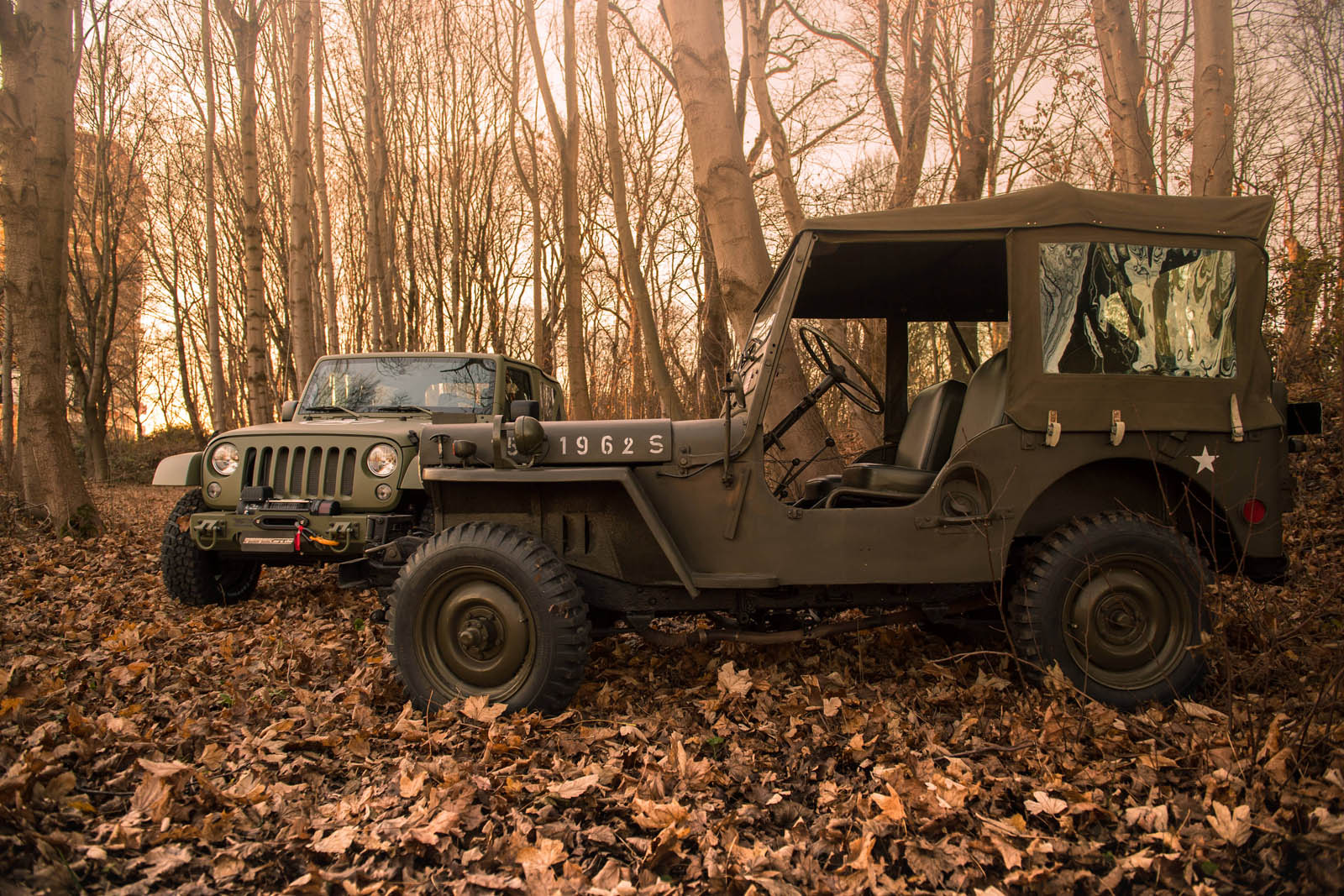 Jeep Wrangler Willys by Geiger Cars (17)