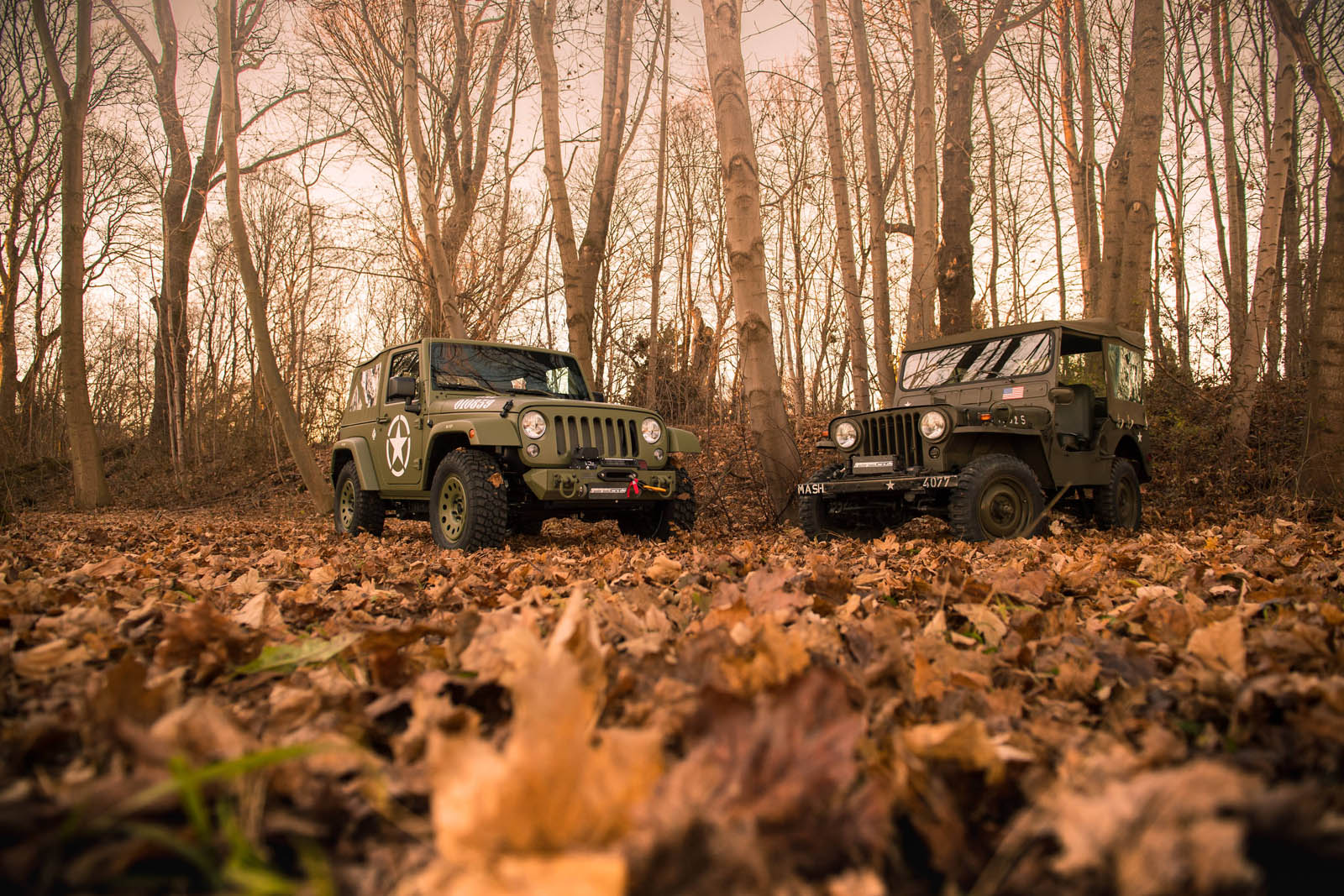 Jeep Wrangler Willys by Geiger Cars (2)