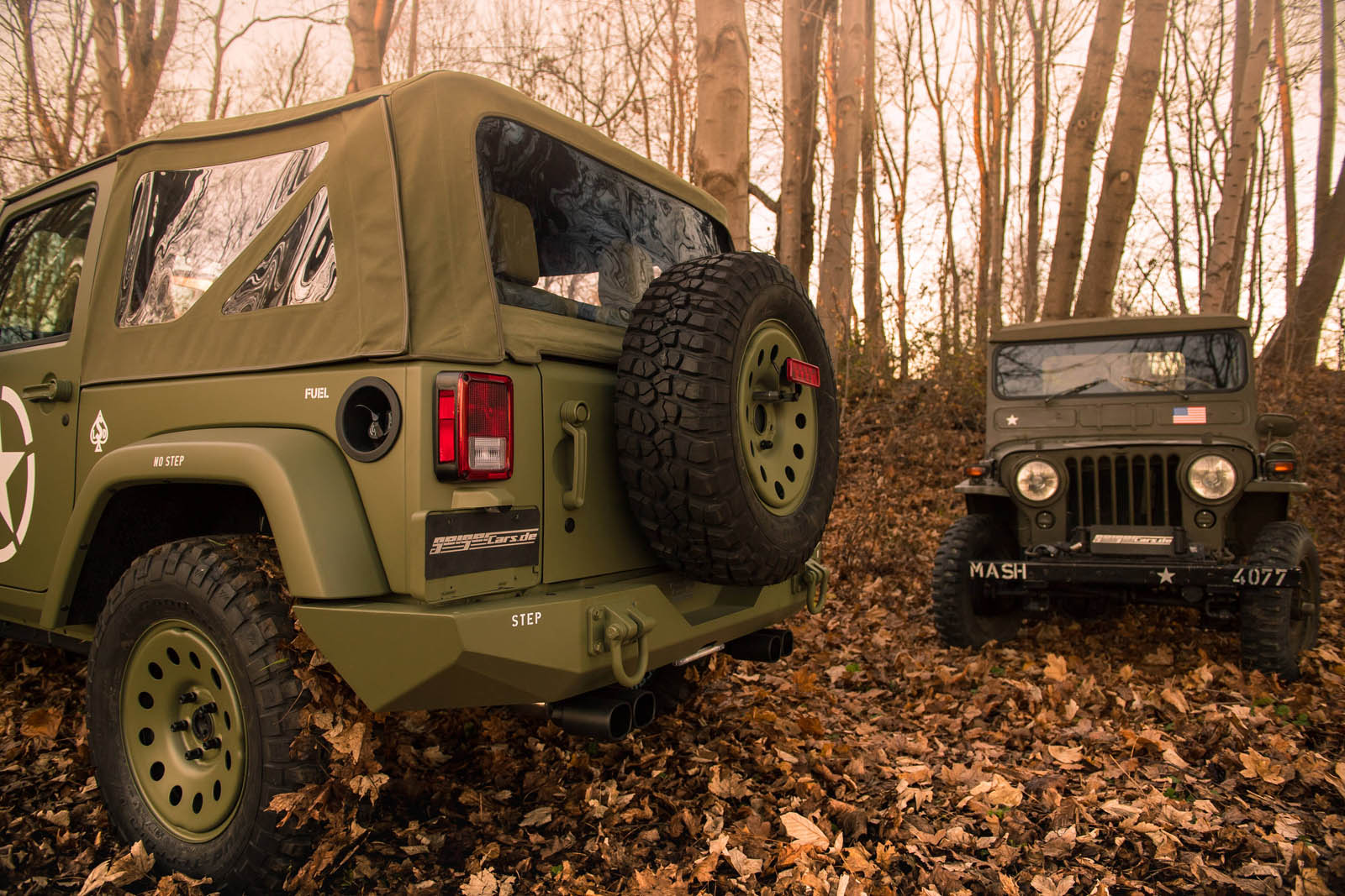 Jeep Wrangler Willys by Geiger Cars (22)