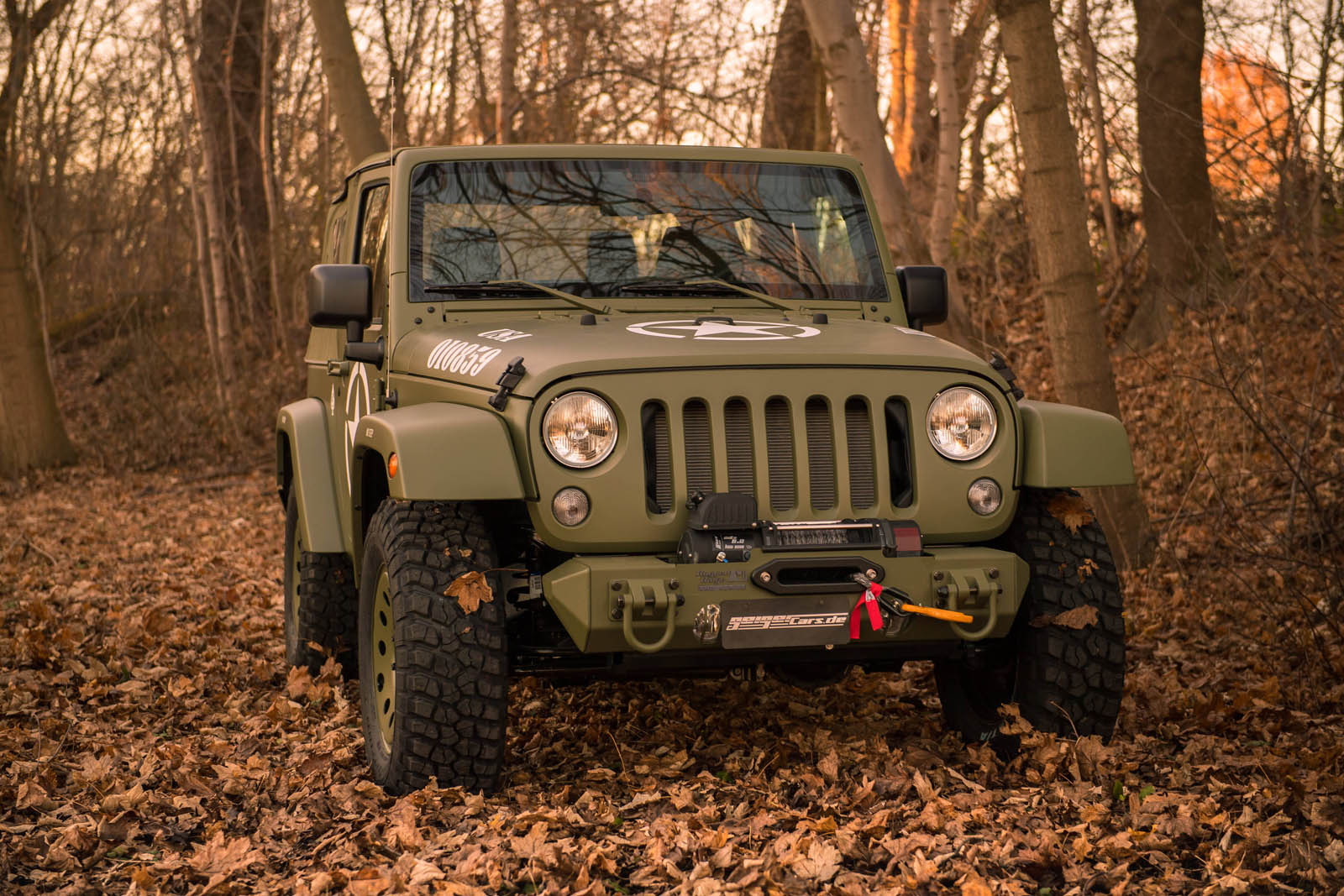 Jeep Wrangler Willys by Geiger Cars (3)