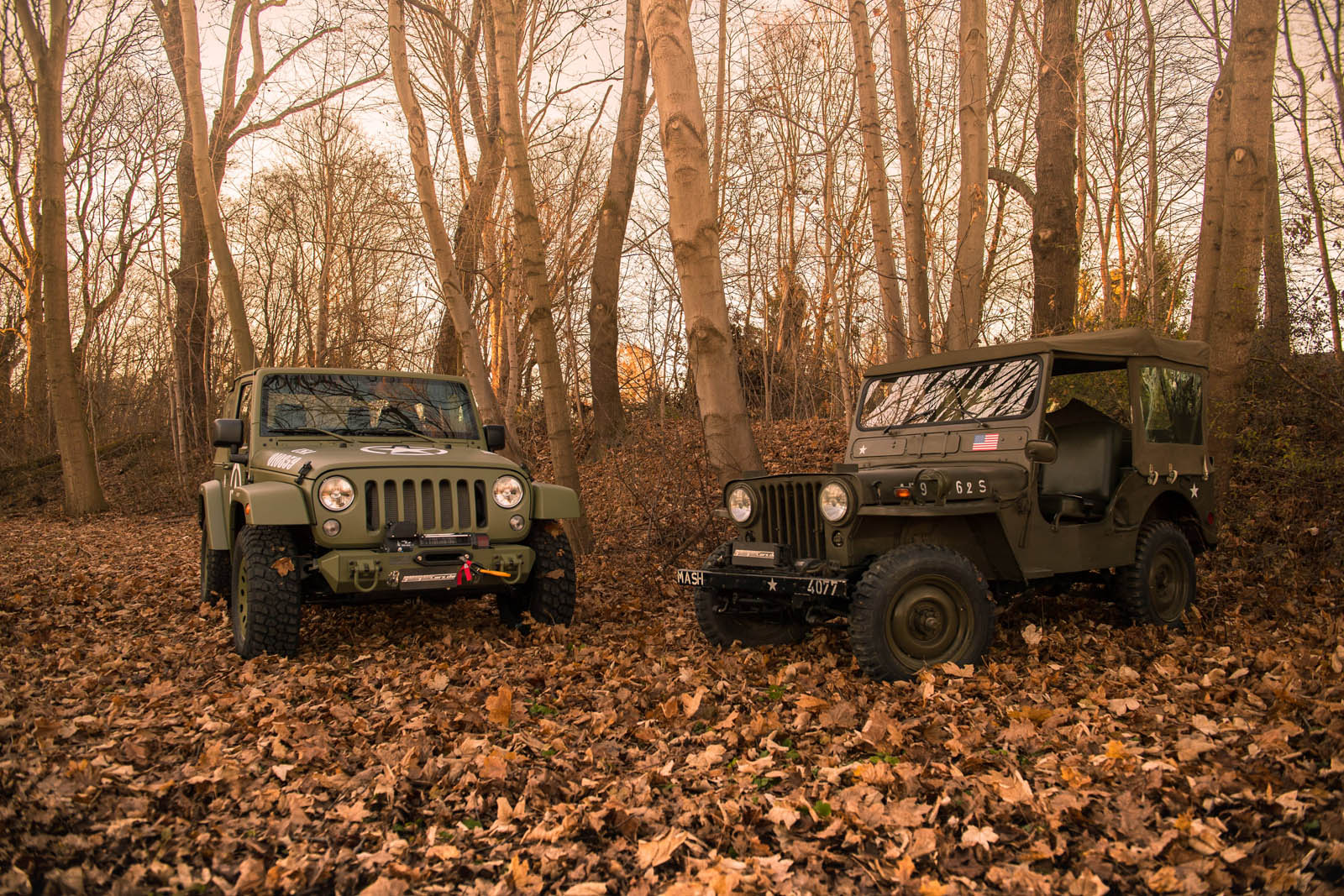 Jeep Wrangler Willys by Geiger Cars (4)