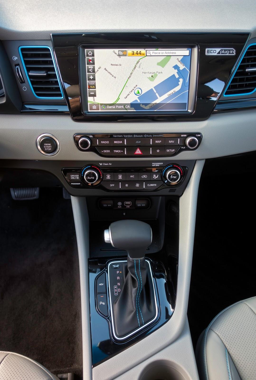 Kia Niro plug-in hybrid (18)
