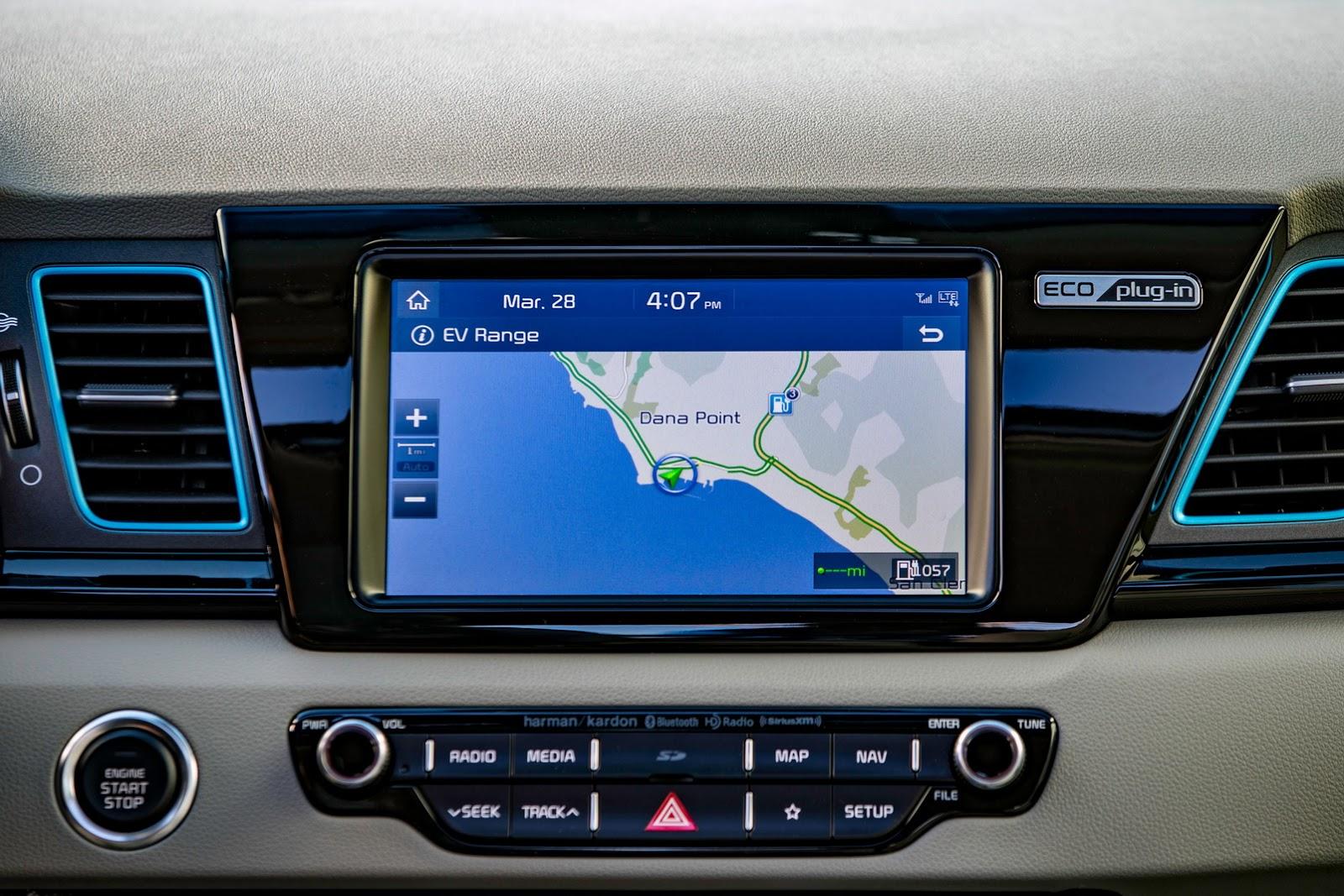 Kia Niro plug-in hybrid (20)