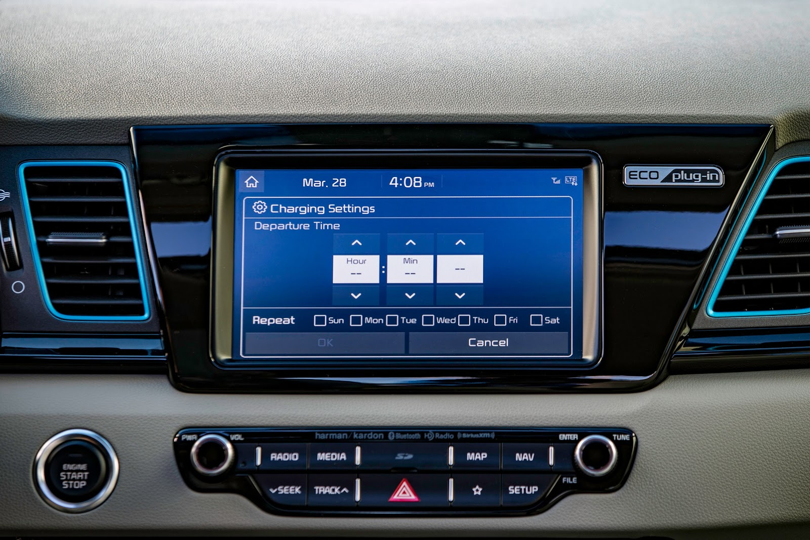 Kia Niro plug-in hybrid (21)