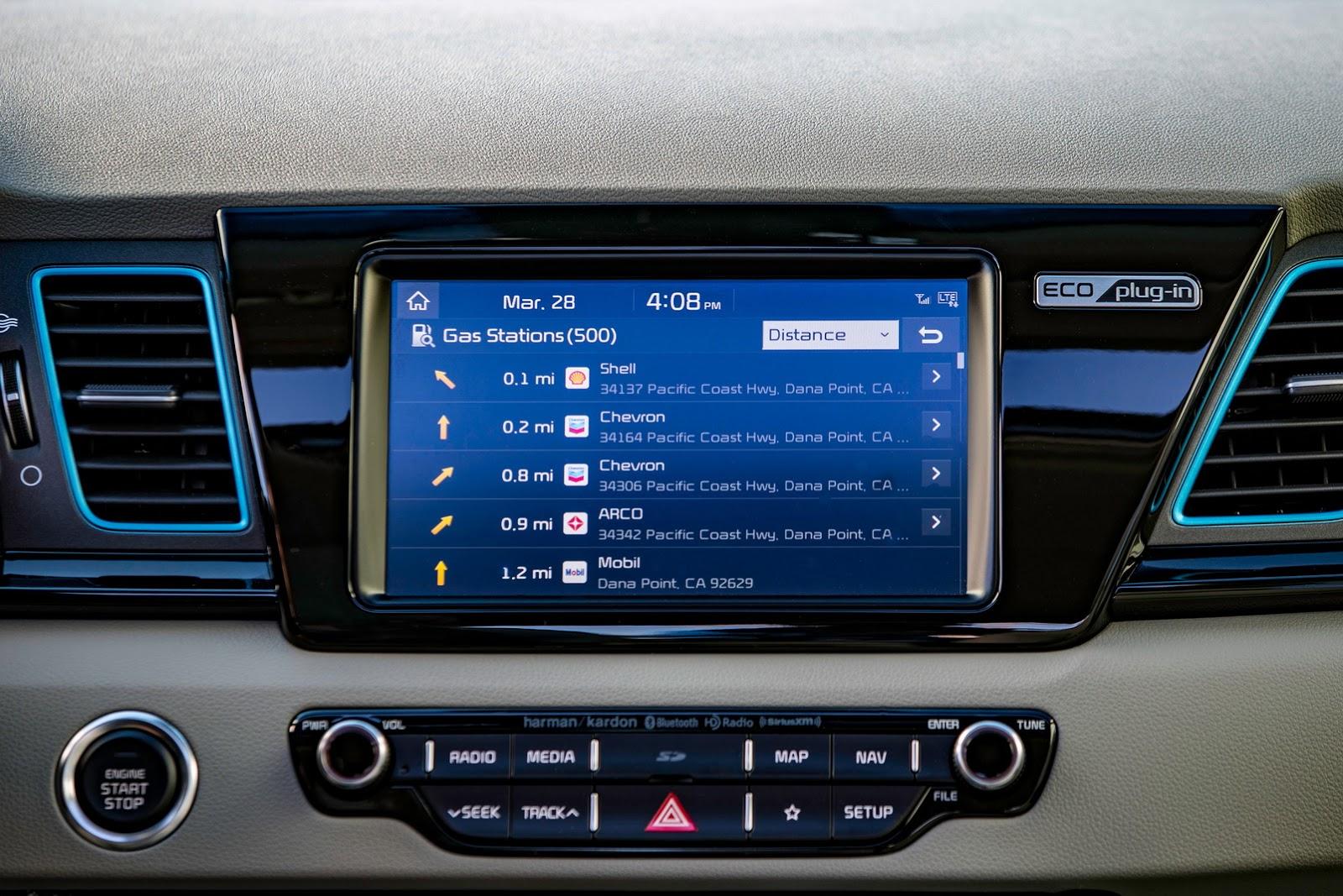 Kia Niro plug-in hybrid (23)