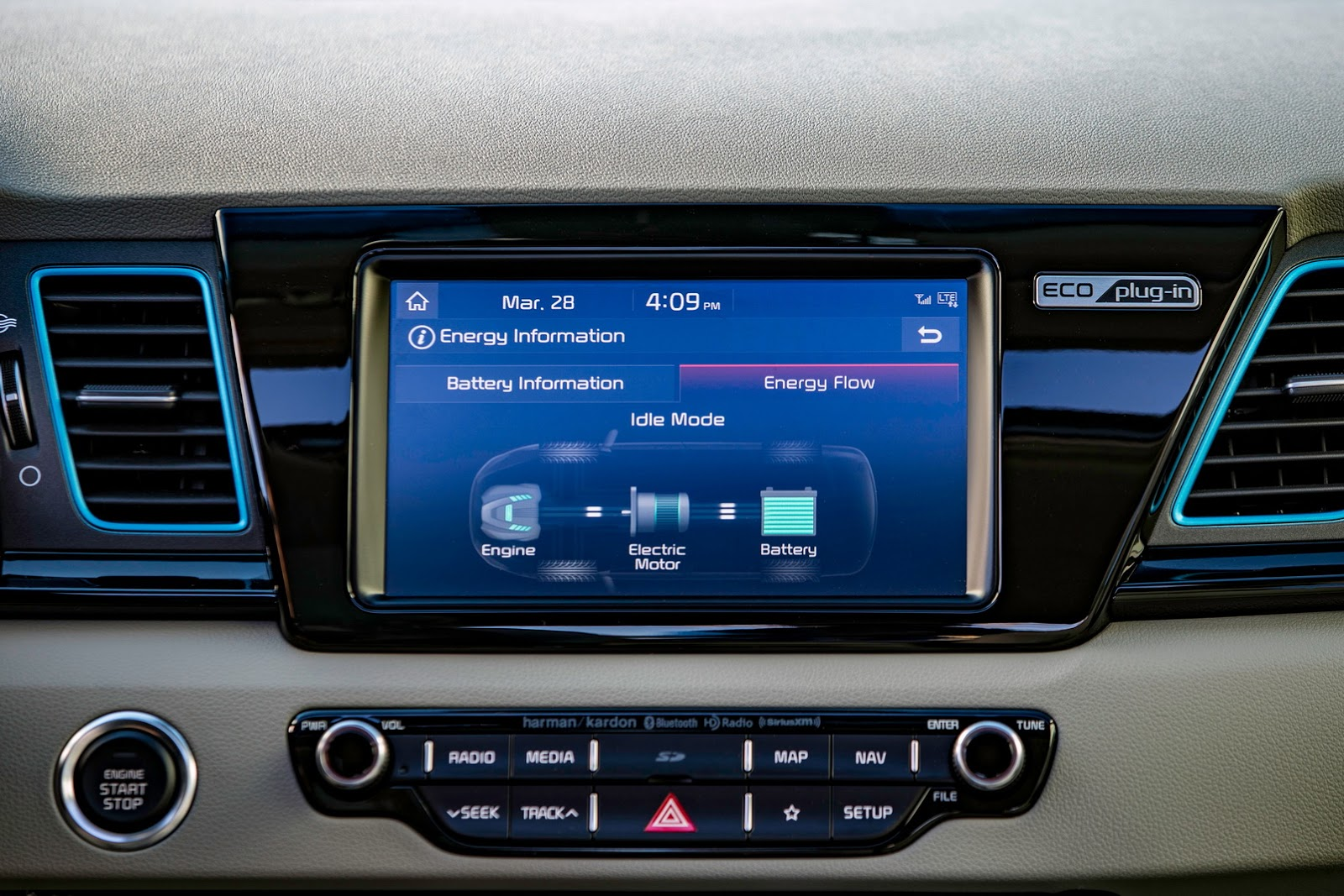 Kia Niro plug-in hybrid (24)