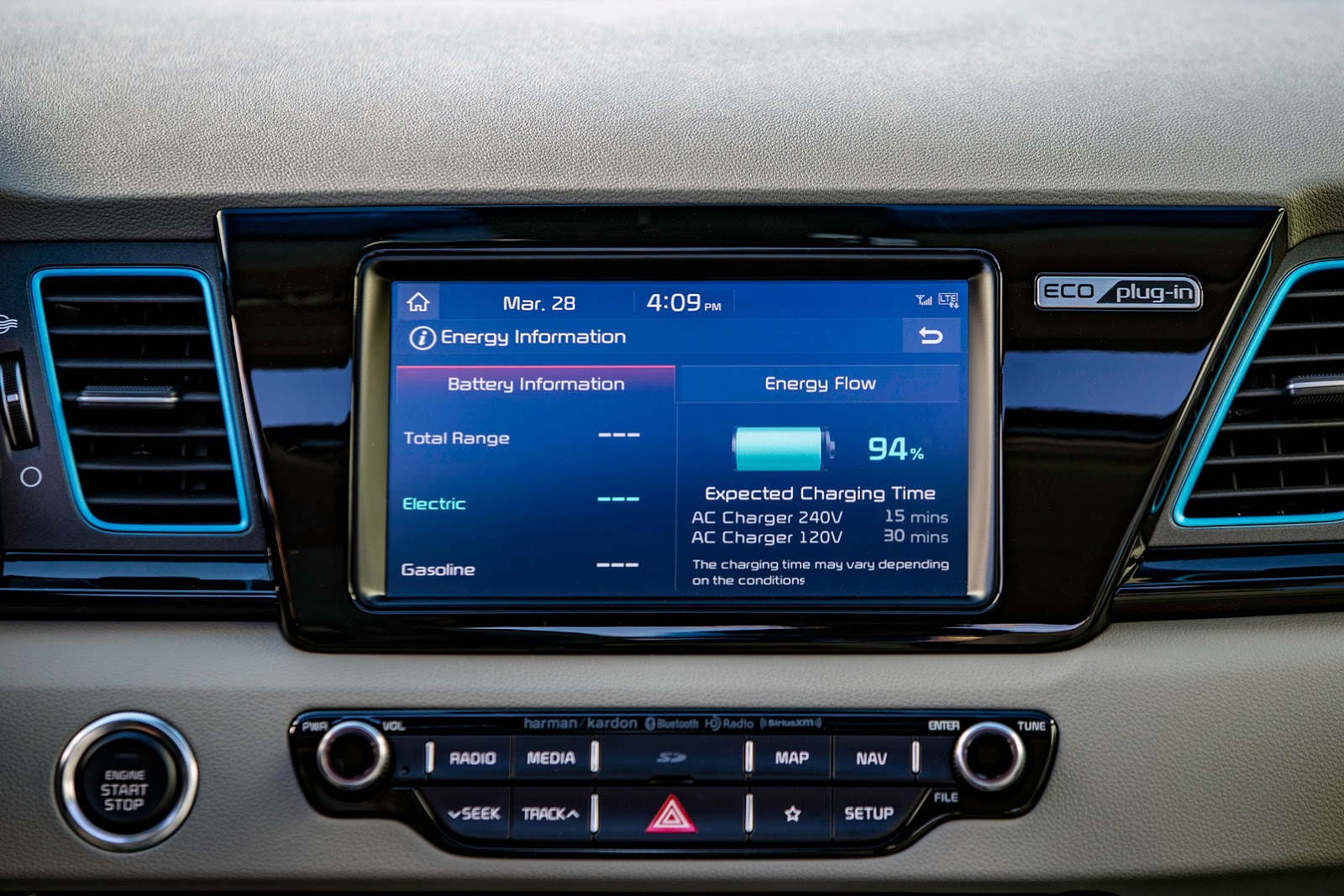 Kia Niro plug-in hybrid (25)