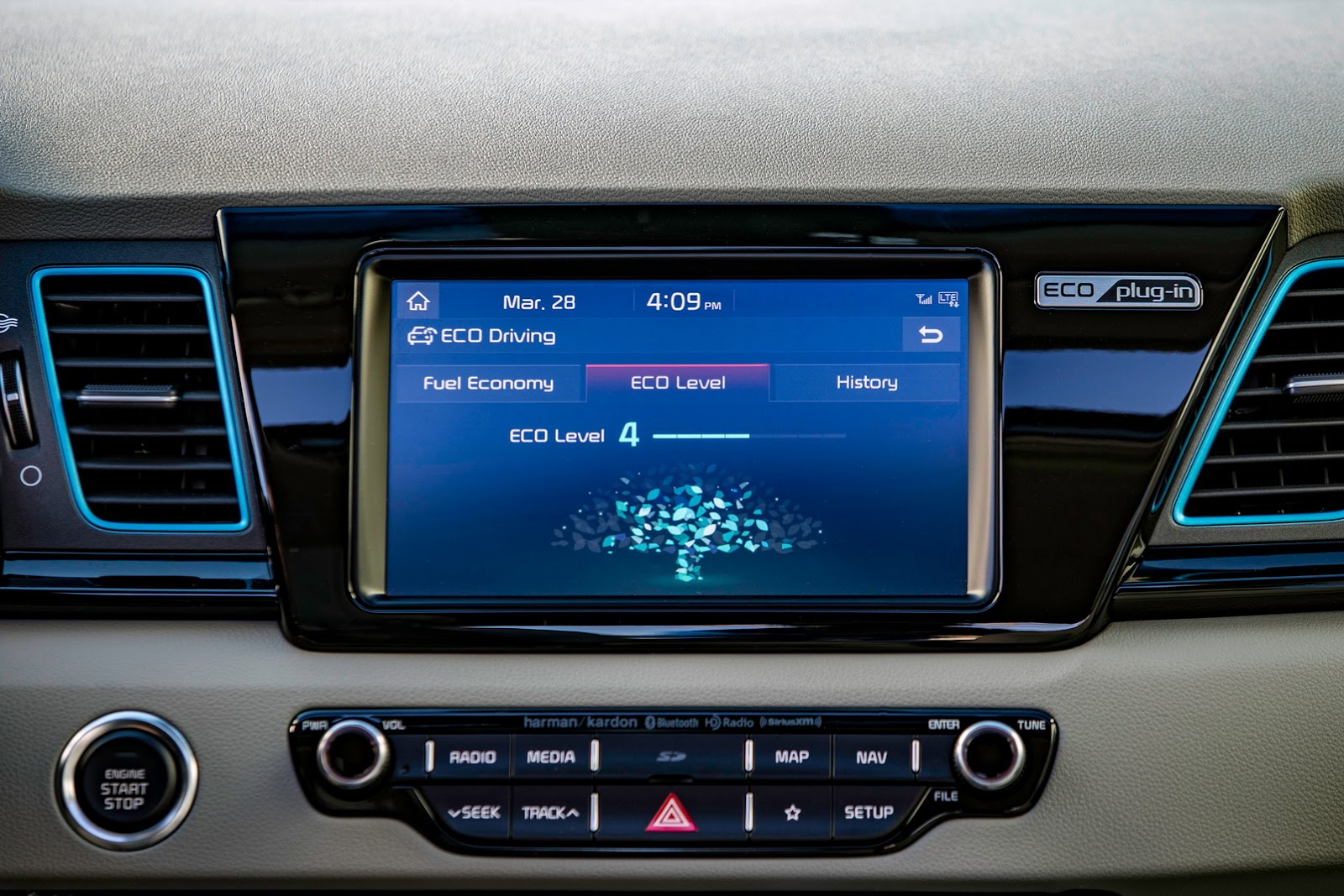 Kia Niro plug-in hybrid (26)
