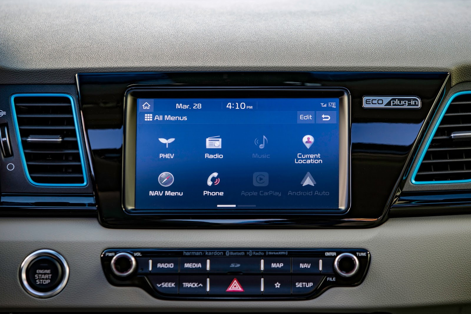 Kia Niro plug-in hybrid (28)