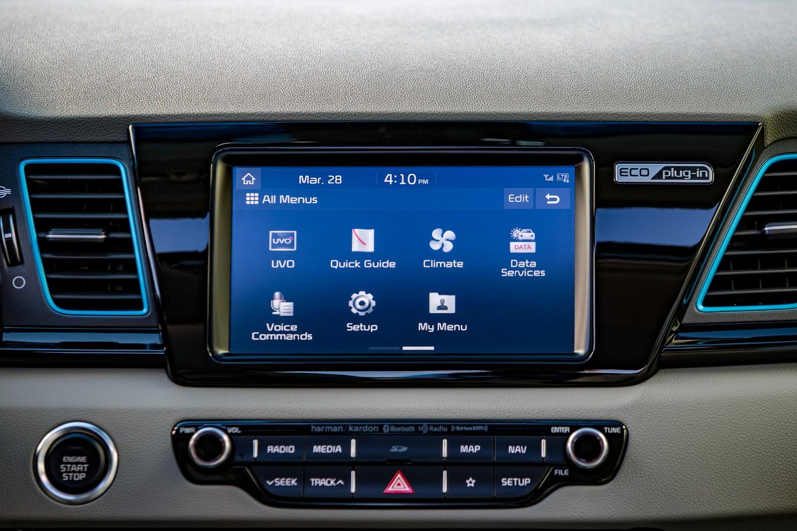 Kia Niro plug-in hybrid (29)
