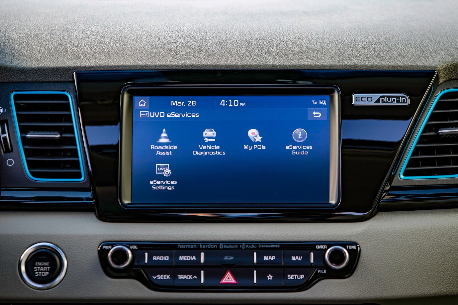 Kia Niro plug-in hybrid (30)