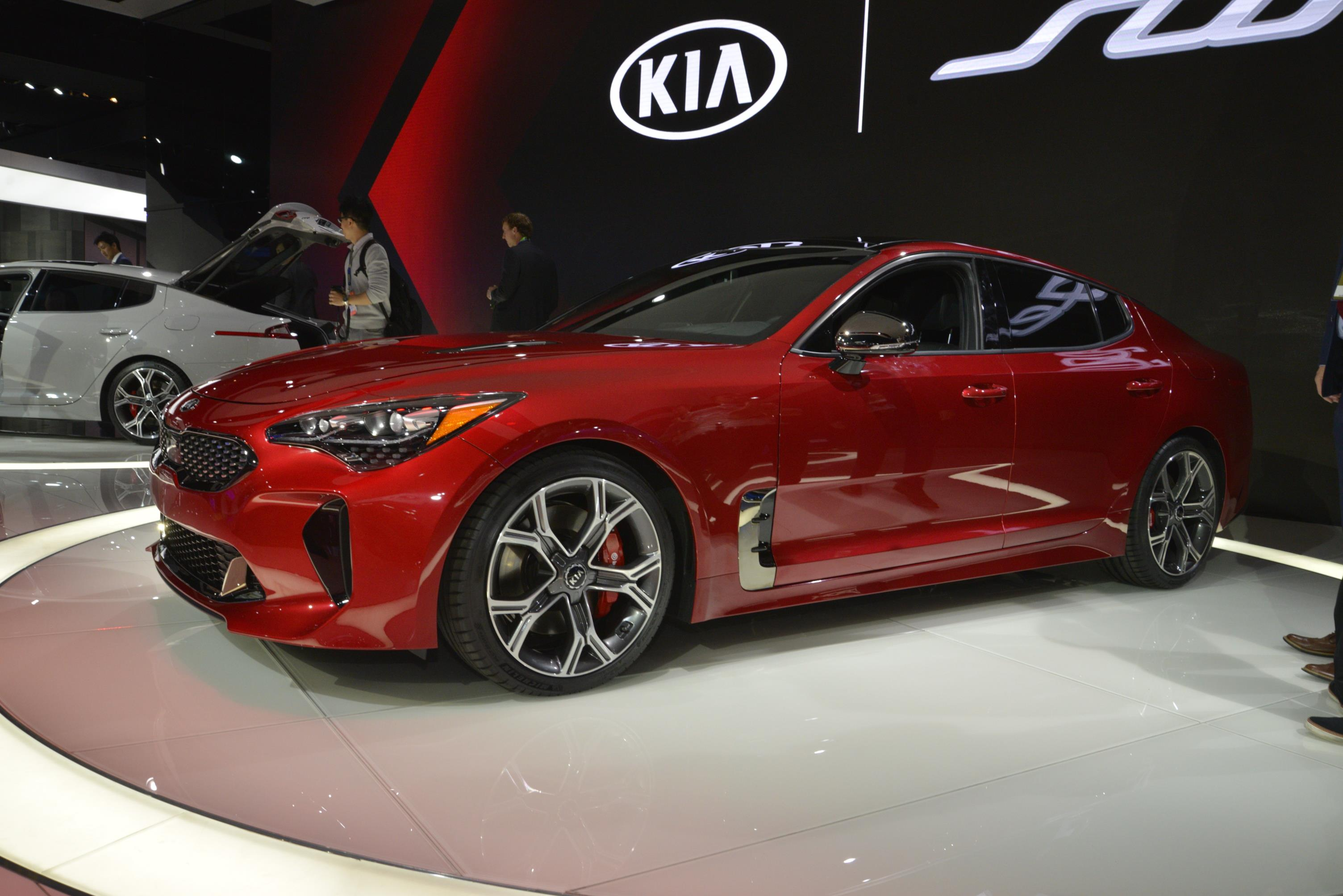 Kia Stinger GT in Detroit (16)