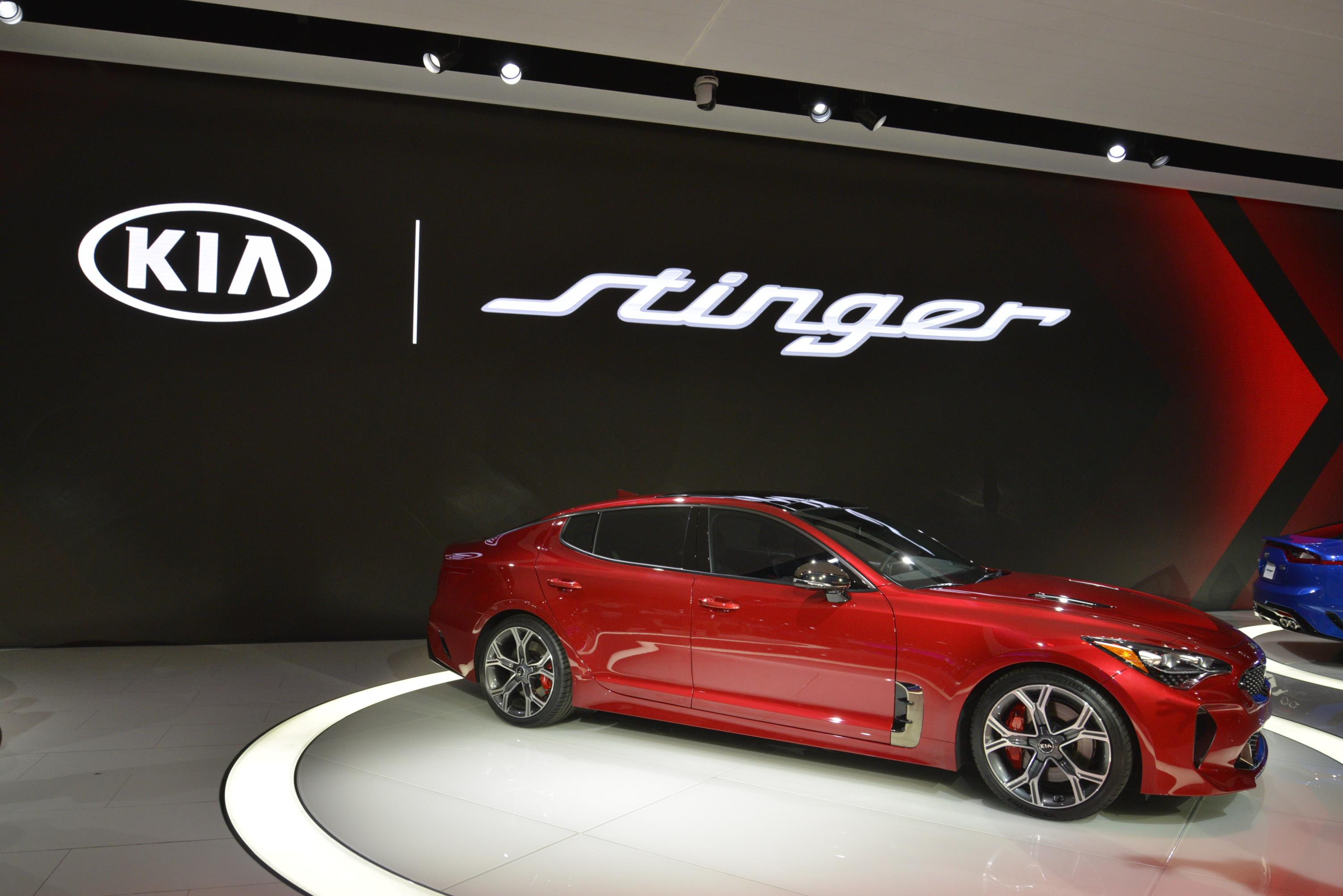 Kia Stinger GT in Detroit (23)