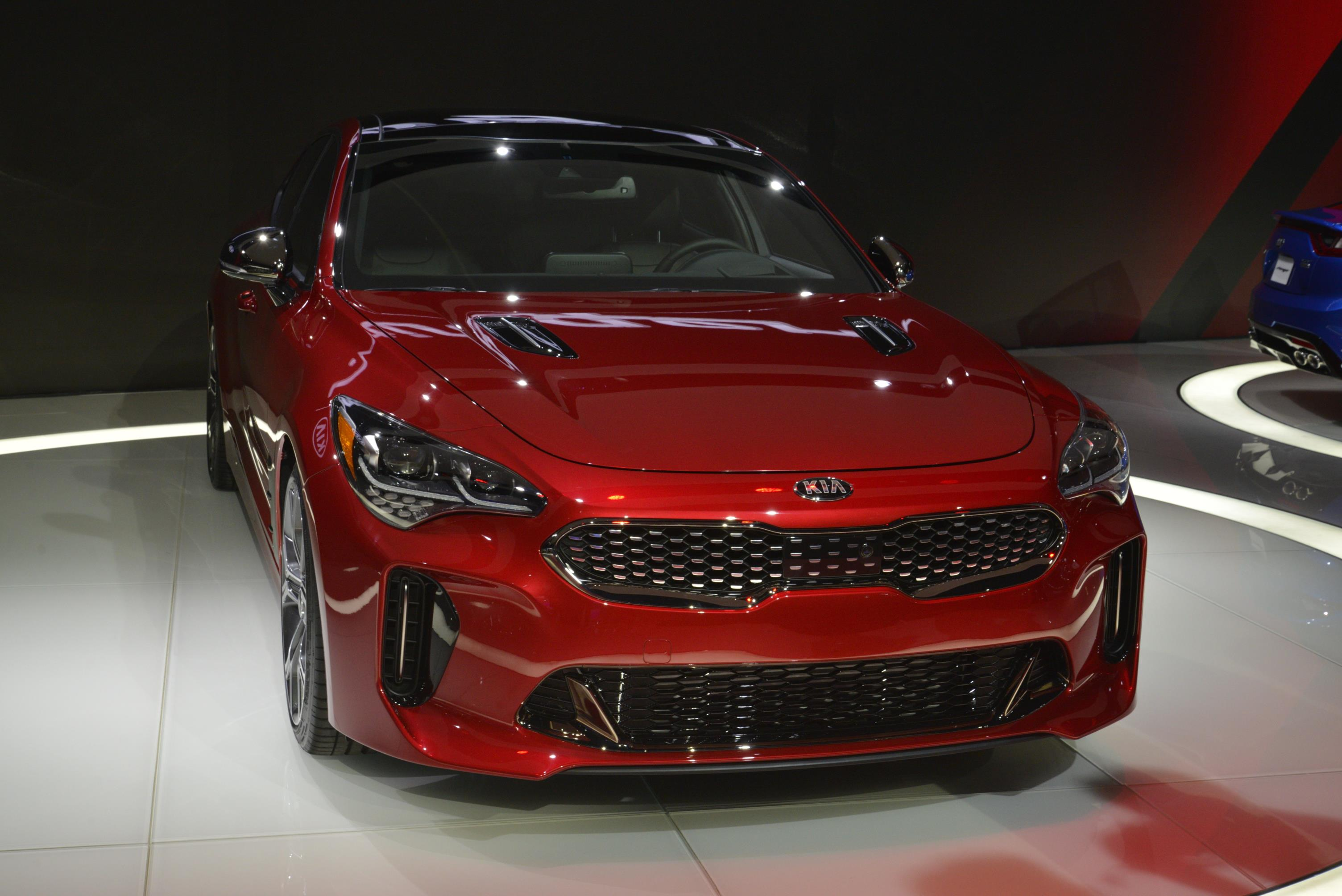 Kia Stinger GT in Detroit (26)