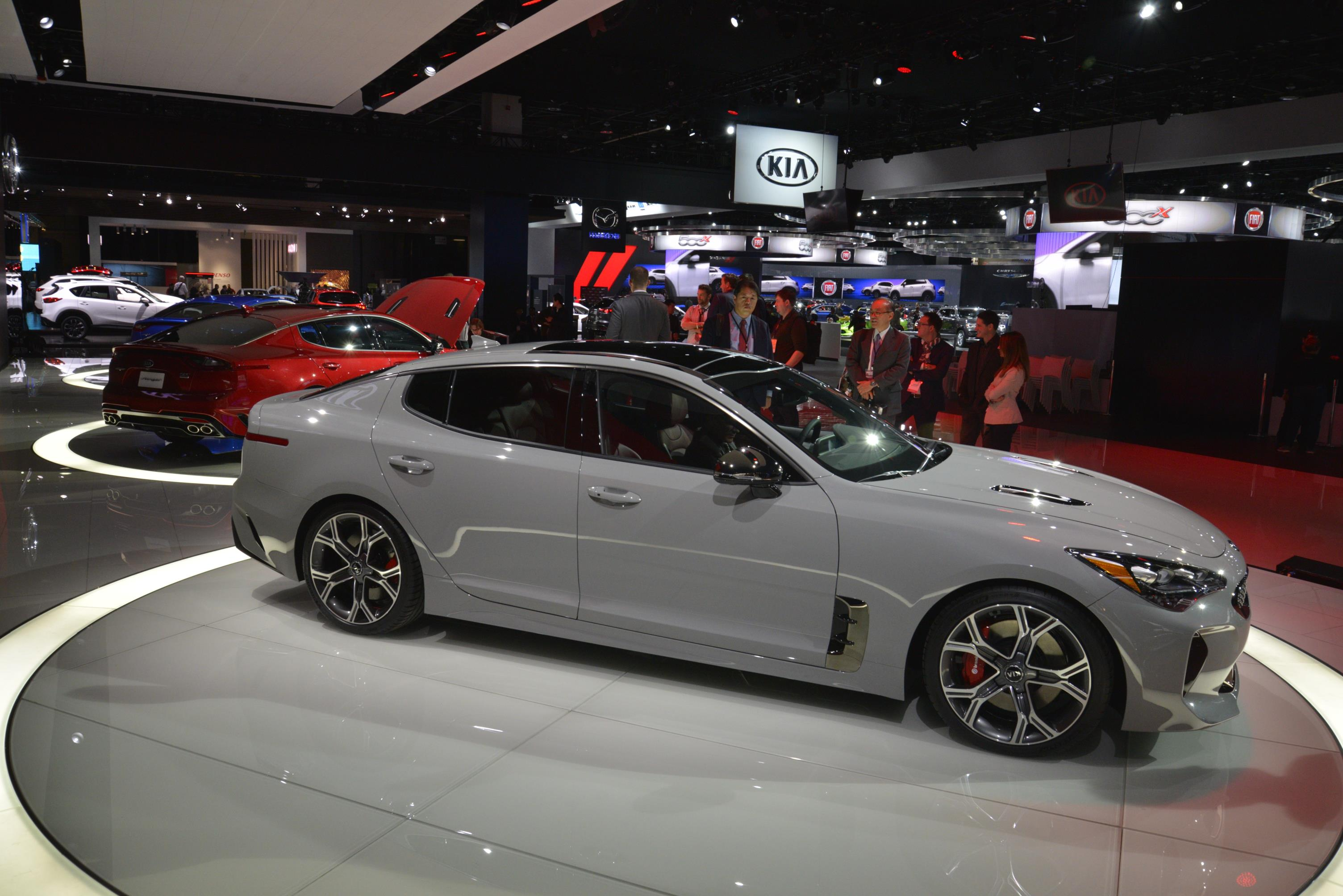Kia Stinger GT in Detroit (7)