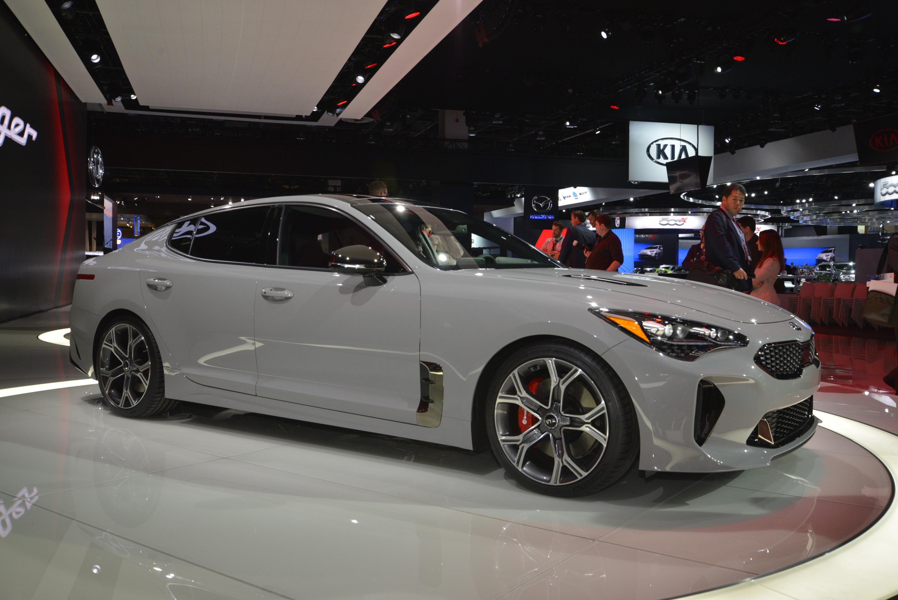 Kia Stinger GT in Detroit (9)