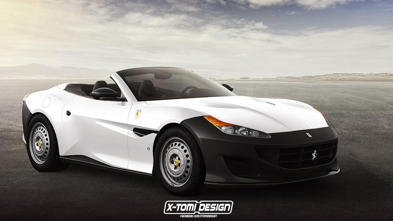 Ferrari Portofino BaseSpec