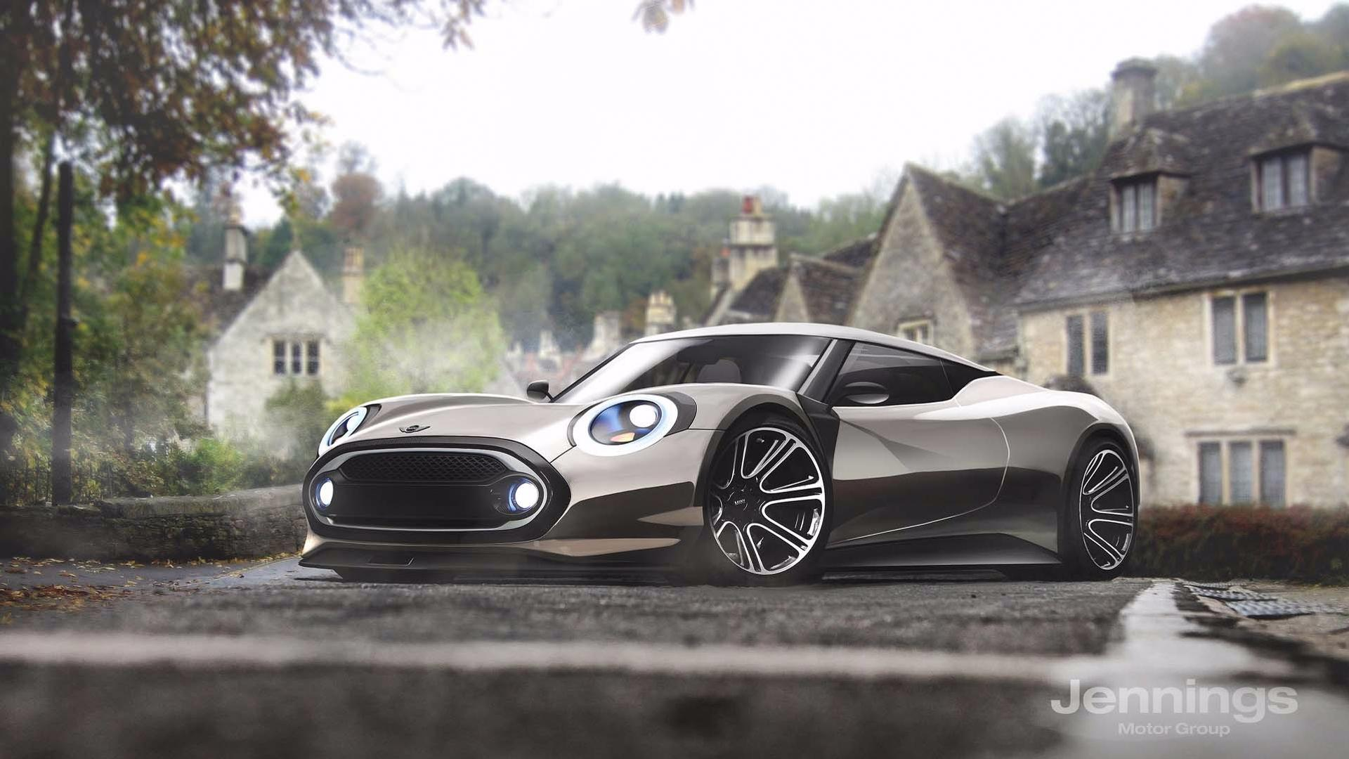 mini-supercar