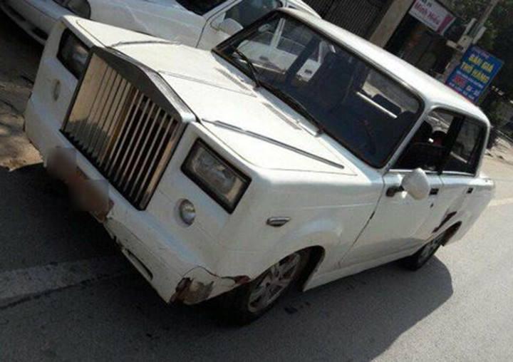 Lada wannabeRolls-Royce (1)