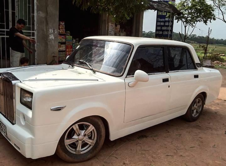 Lada wannabeRolls-Royce (3)