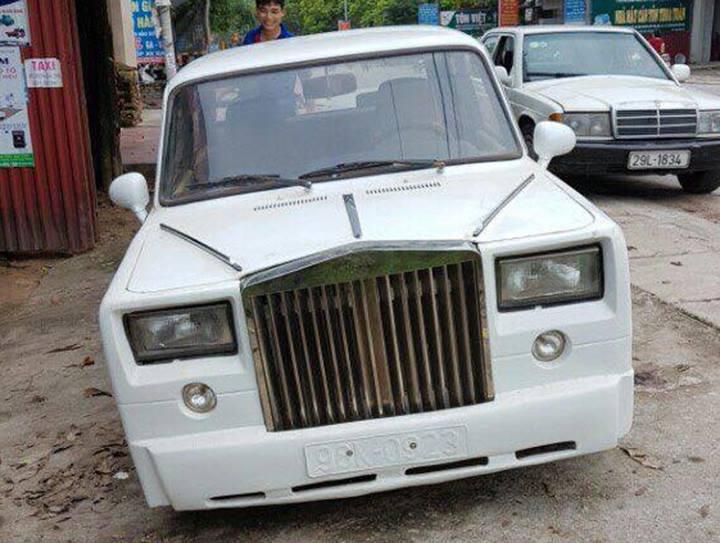 Lada wannabeRolls-Royce (4)