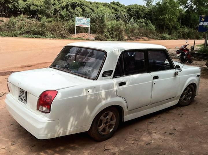 Lada wannabeRolls-Royce (8)