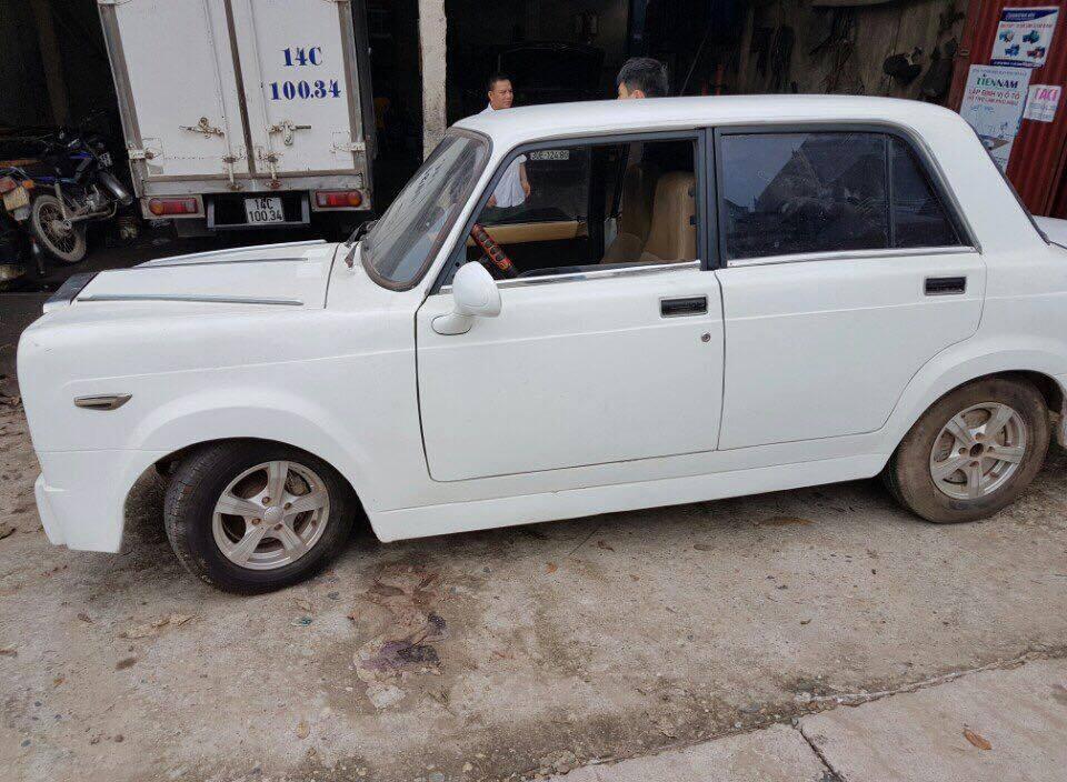Lada wannabeRolls-Royce (9)