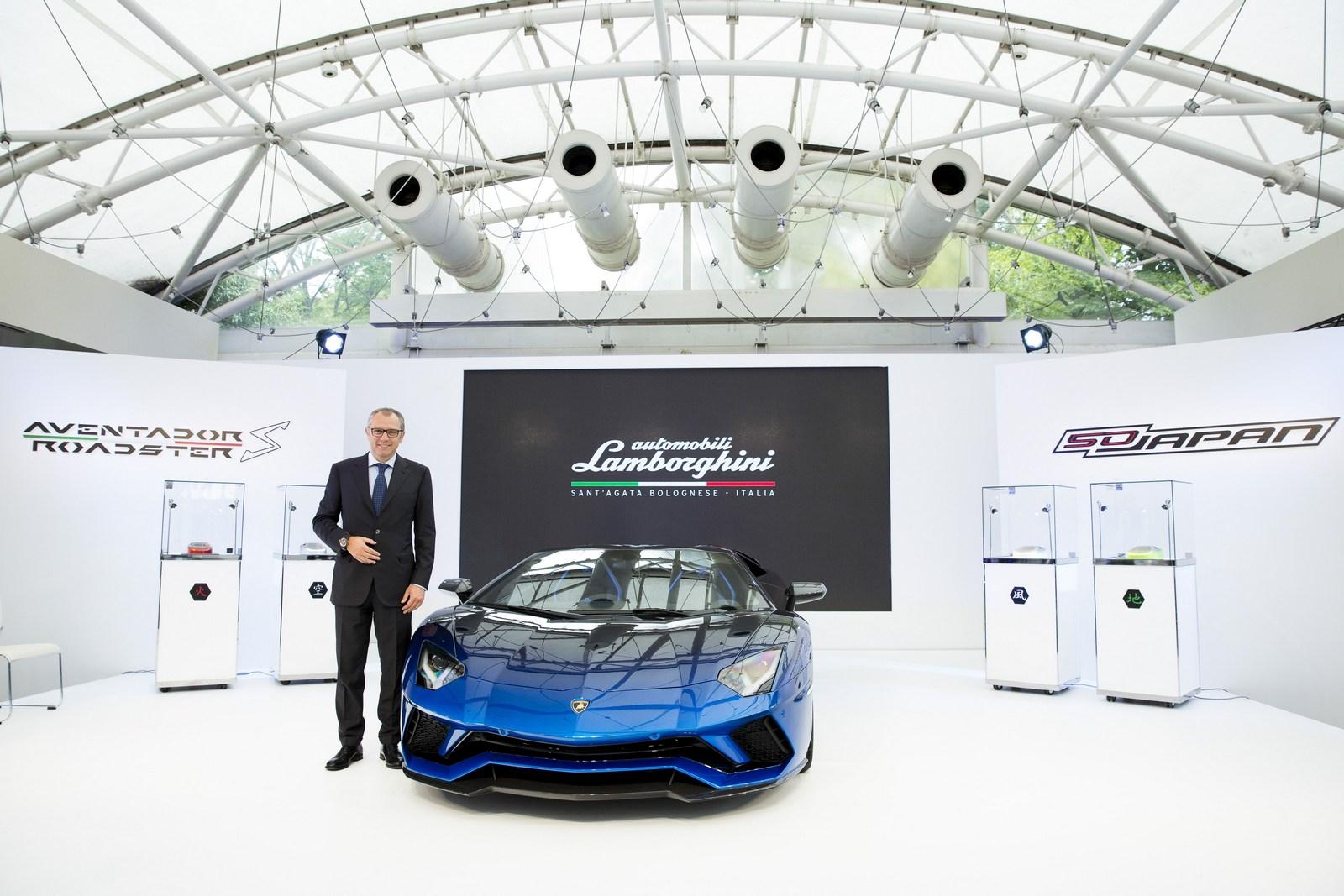 Lamborghini Aventador S Roadster For Japan (1)