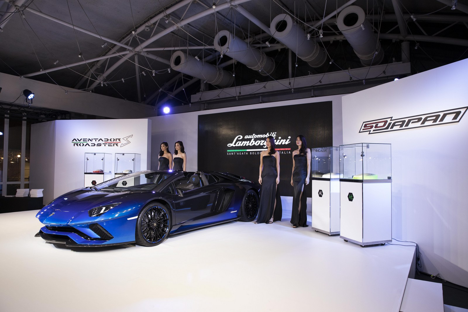 Lamborghini Aventador S Roadster For Japan (11)